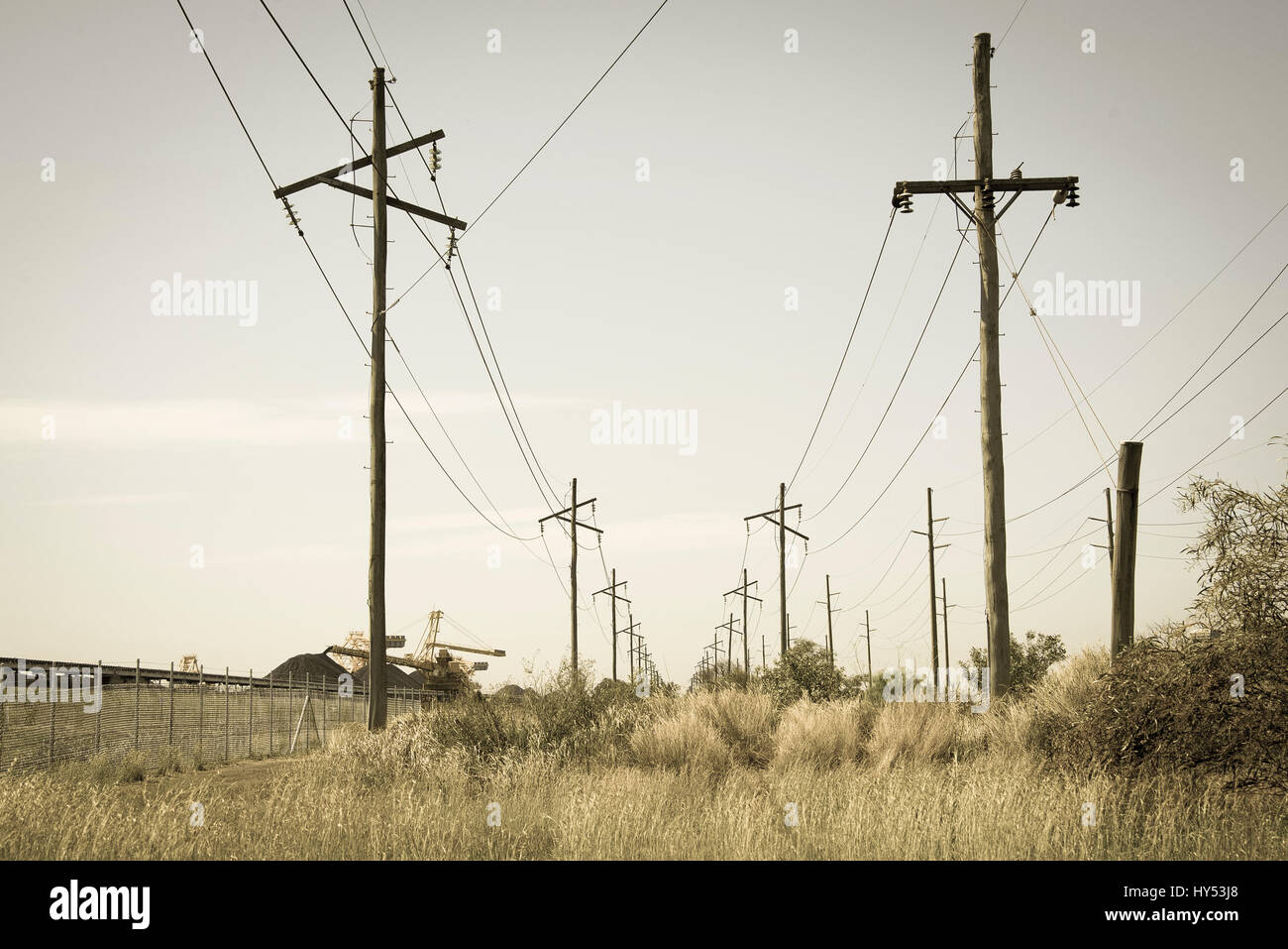Poles Wires Stock Photos & Poles Wires Stock Images - Alamy
