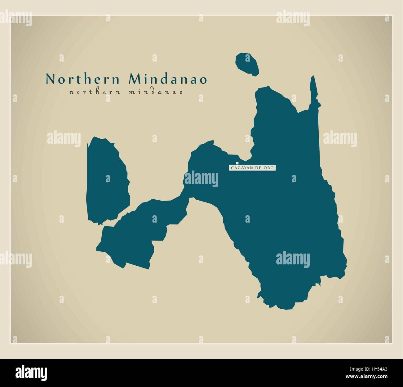 Mindanao Stock Vector Images Alamy