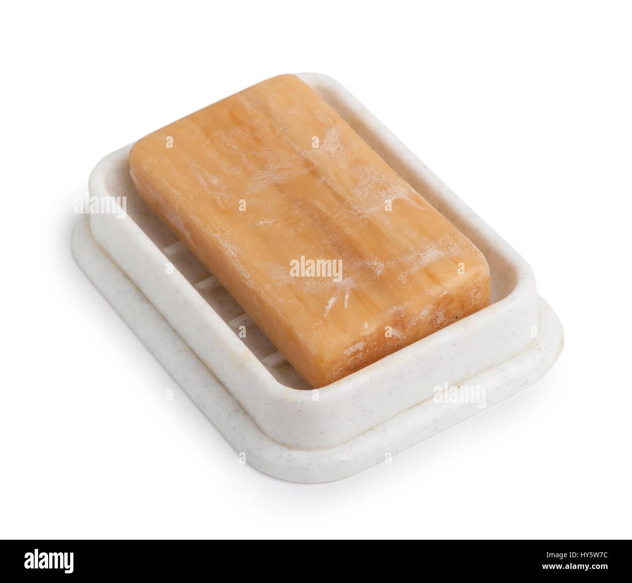 Bar Soap On Soap Dish Stock Photos Amp Bar Soap On Soap Dish