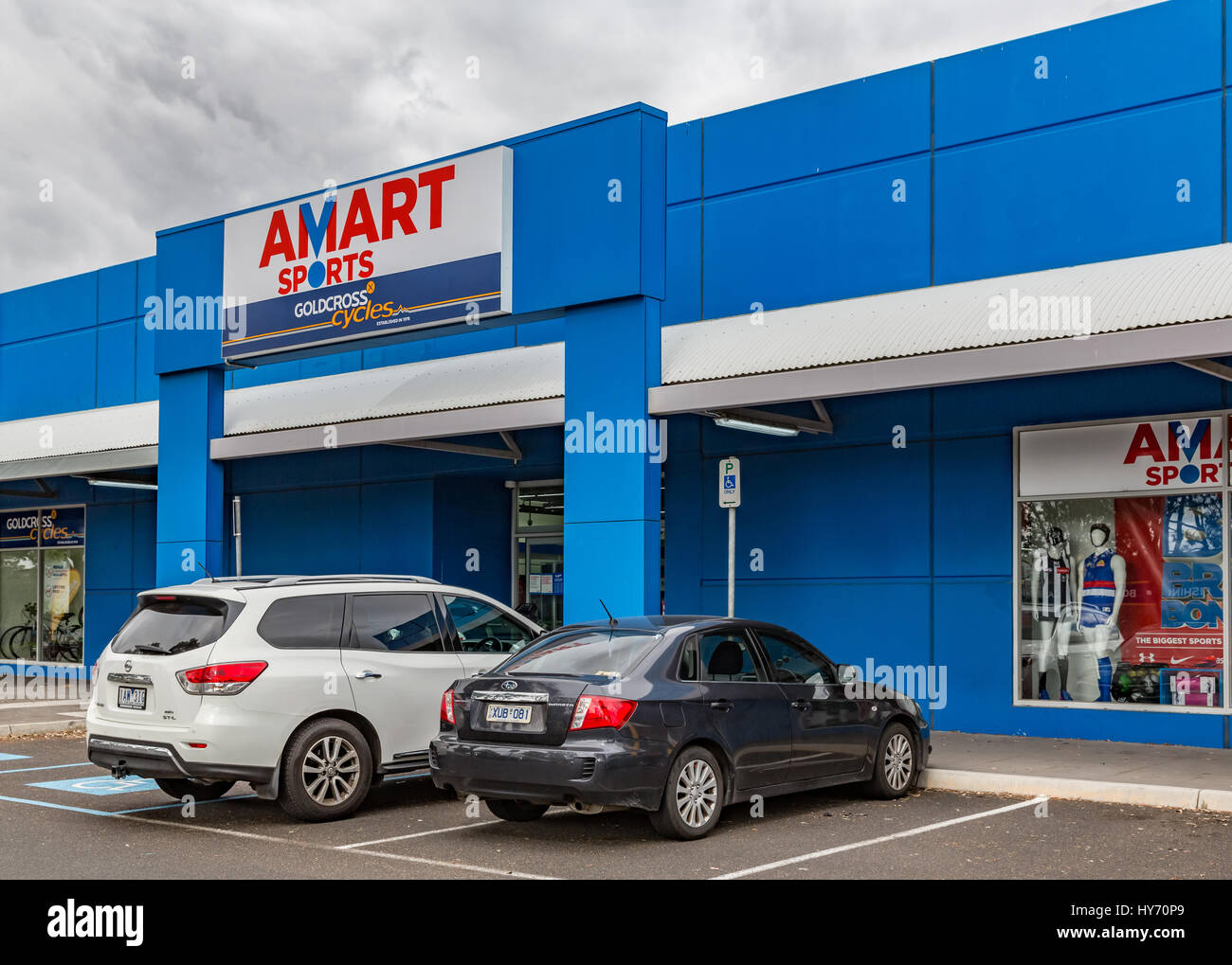 Amart Sports Store At Watergardens Shopping Precinct