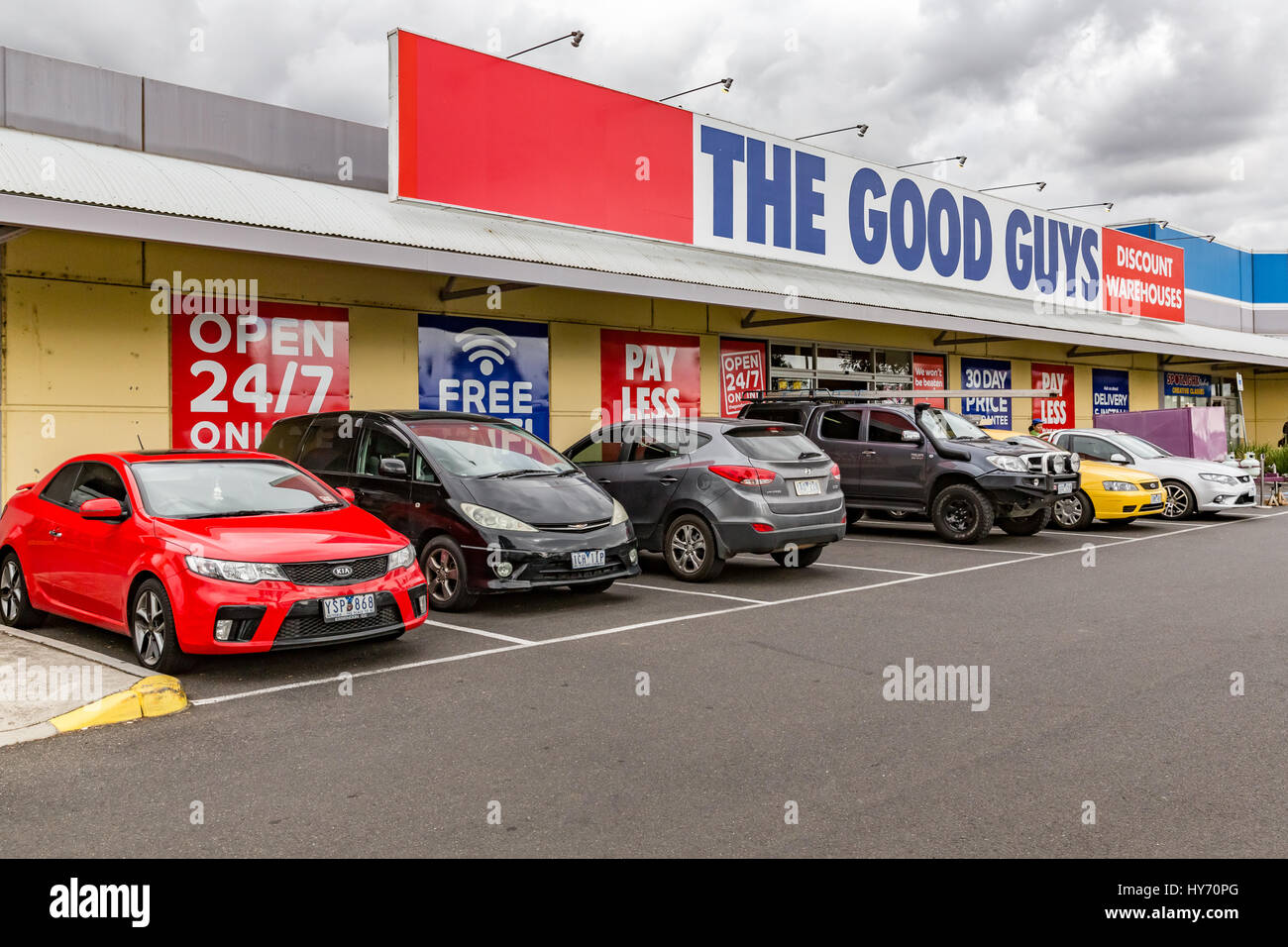 The Good Guys Store Stock Photos The Good Guys Store Stock Images - The good guys automotive