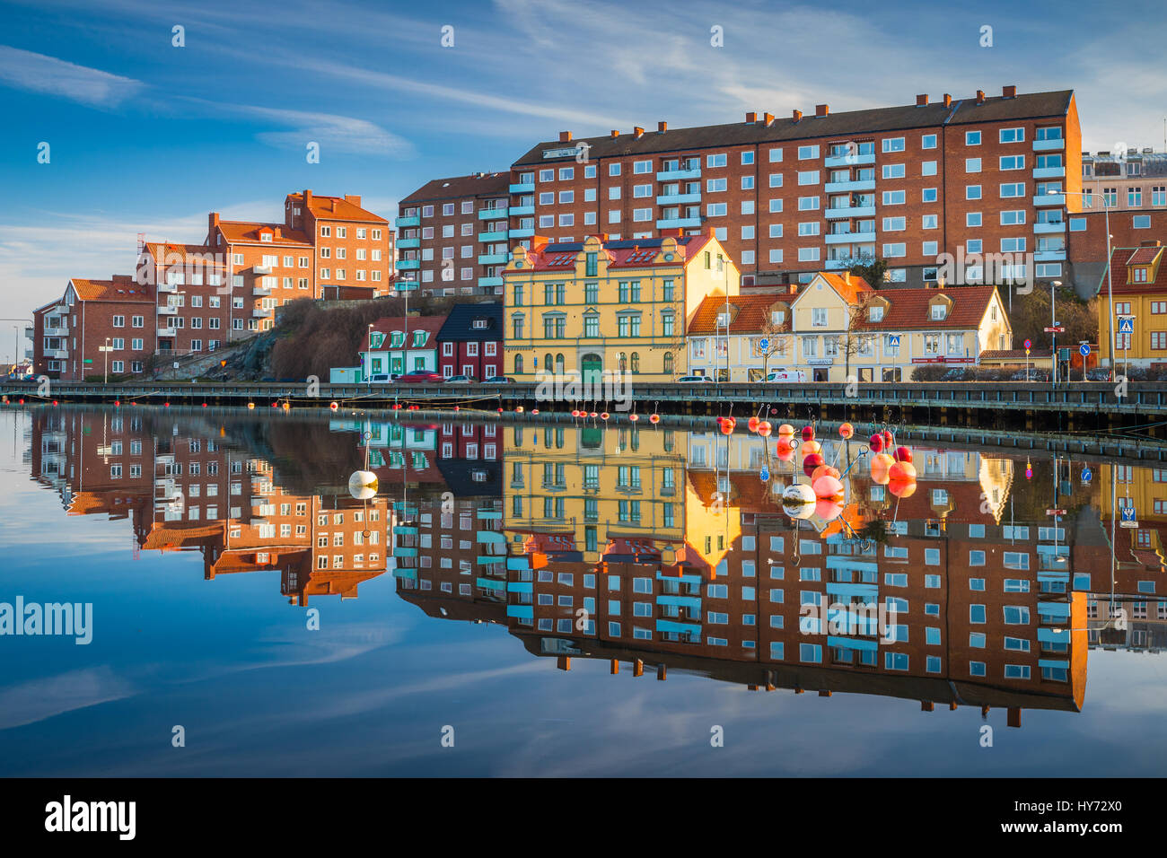 Karlskrona is a locality and the seat of Karlskrona Municipality, Blekinge County, Sweden. - Stock Image