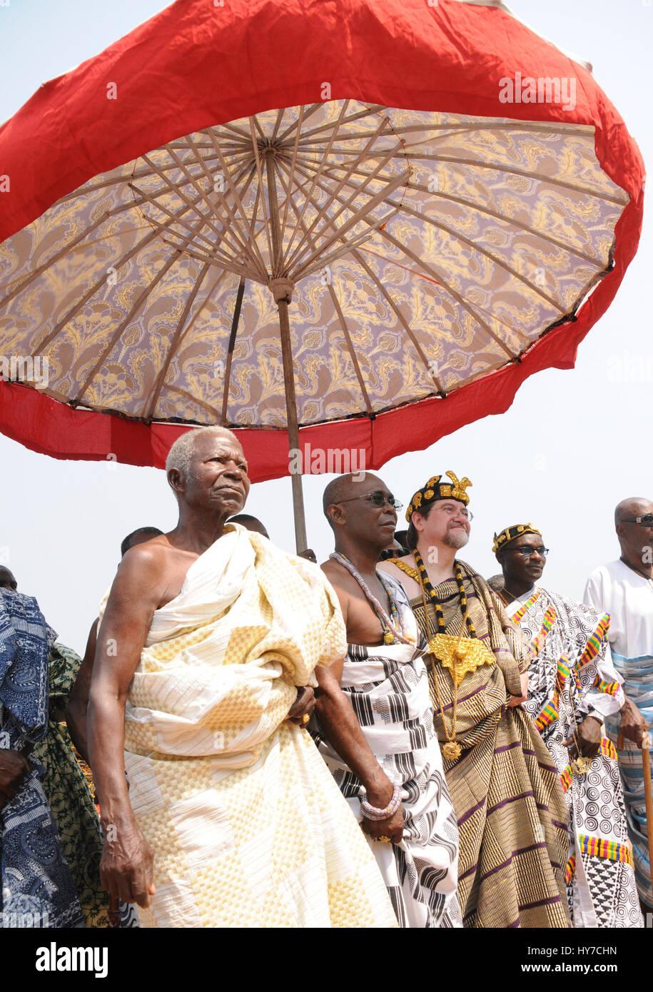 Accra. Ghana - Stock Image