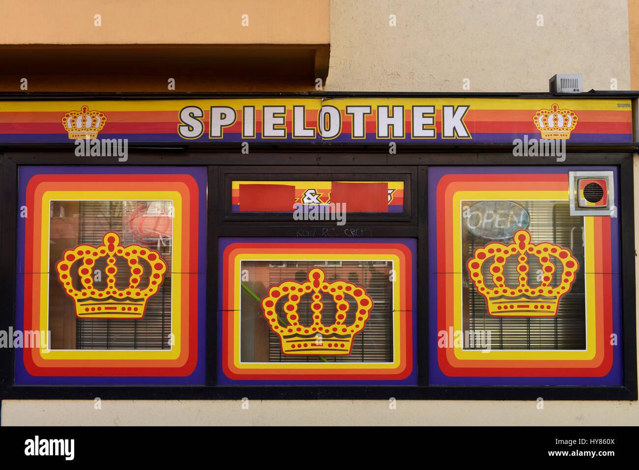 Arcade Spielhalle Berlin