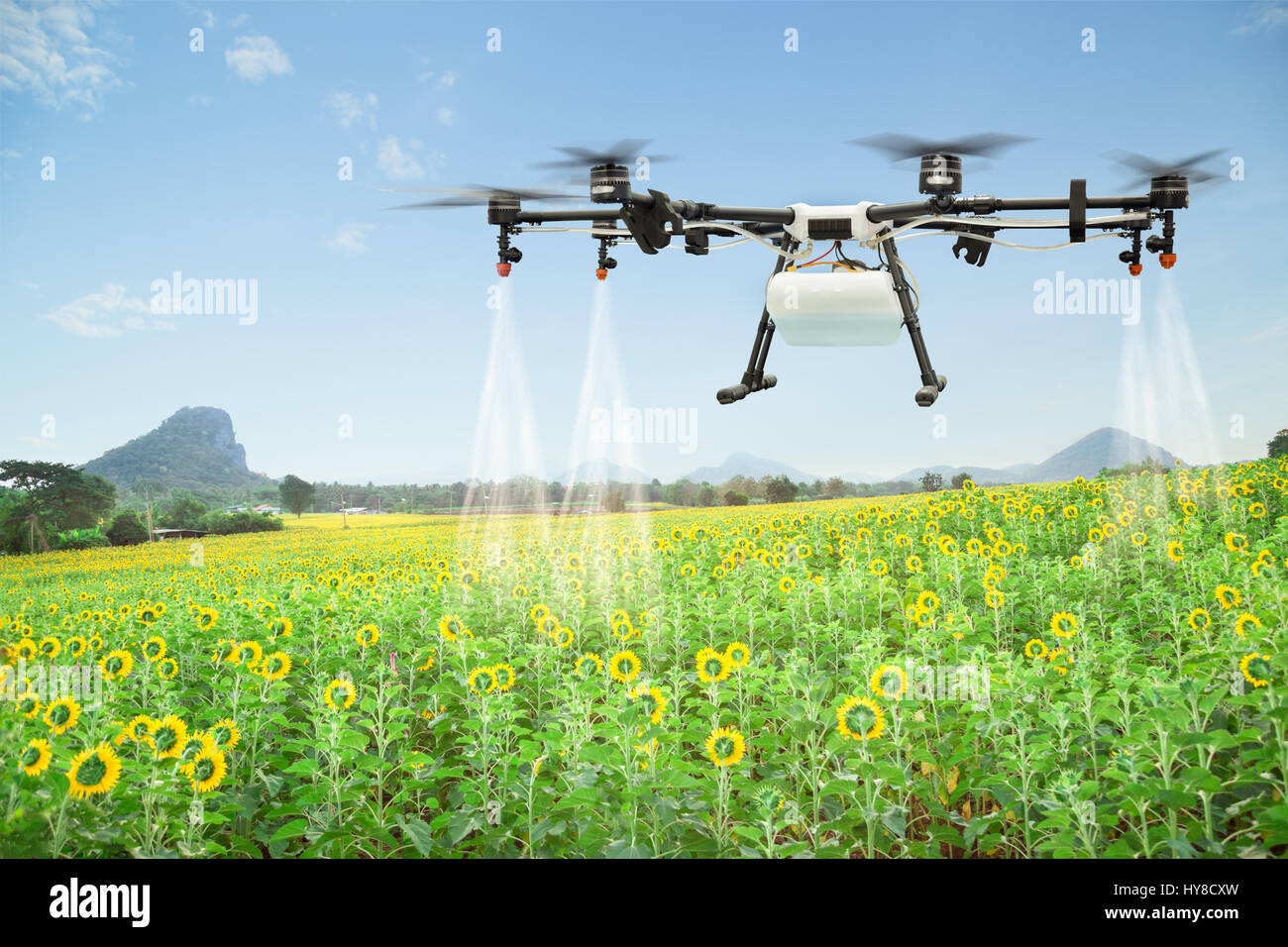 Agriculture Drone Stock Photos & Agriculture Drone Stock Images - Alamy