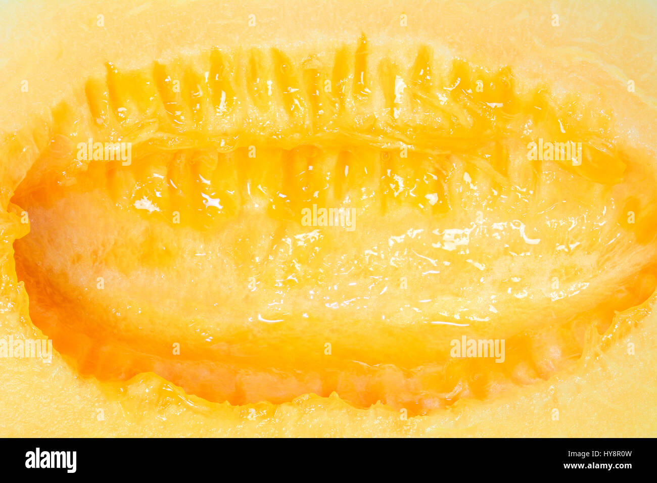 Close Up For Inside Cantaloupe Texture Background Stock Photo Alamy While cantaloupe's rough skin isn't exactly pretty, it's the inside that counts with these melons. alamy