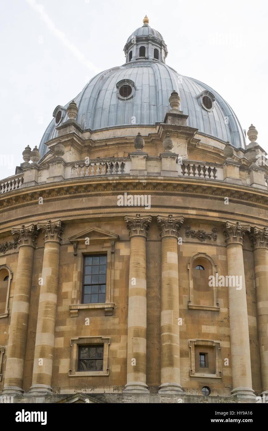 Radcliffe Camera, Oxford University, Oxford, England, United Kingdom. - Stock Image