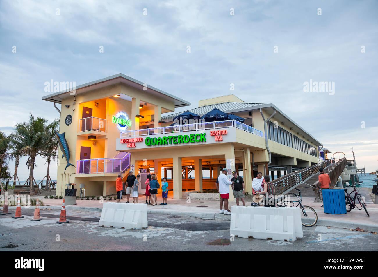 Florida Miami Dania Beach