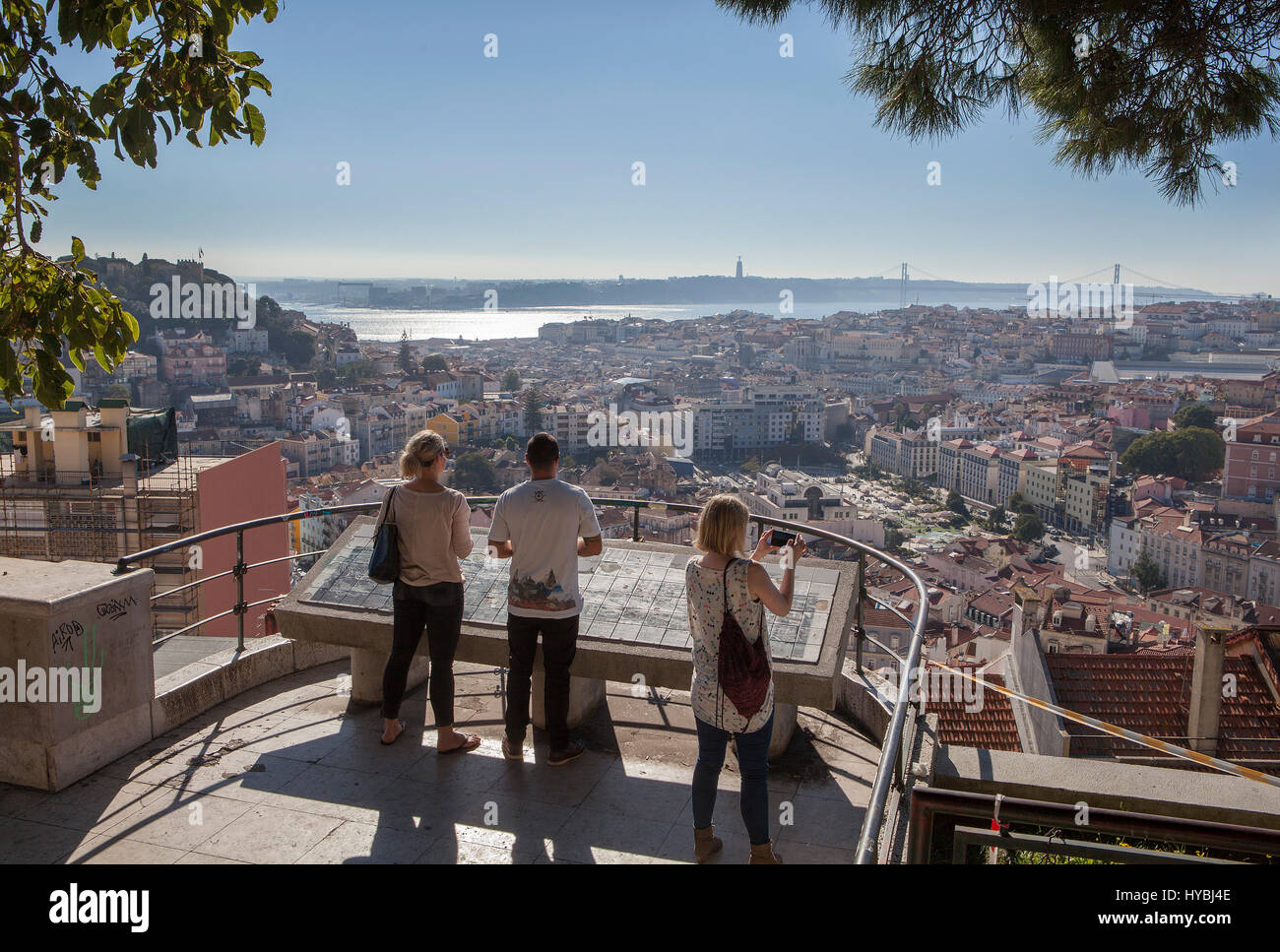 Miradouro Da Senhora Do Monte High Resolution Stock Photography And Images Alamy