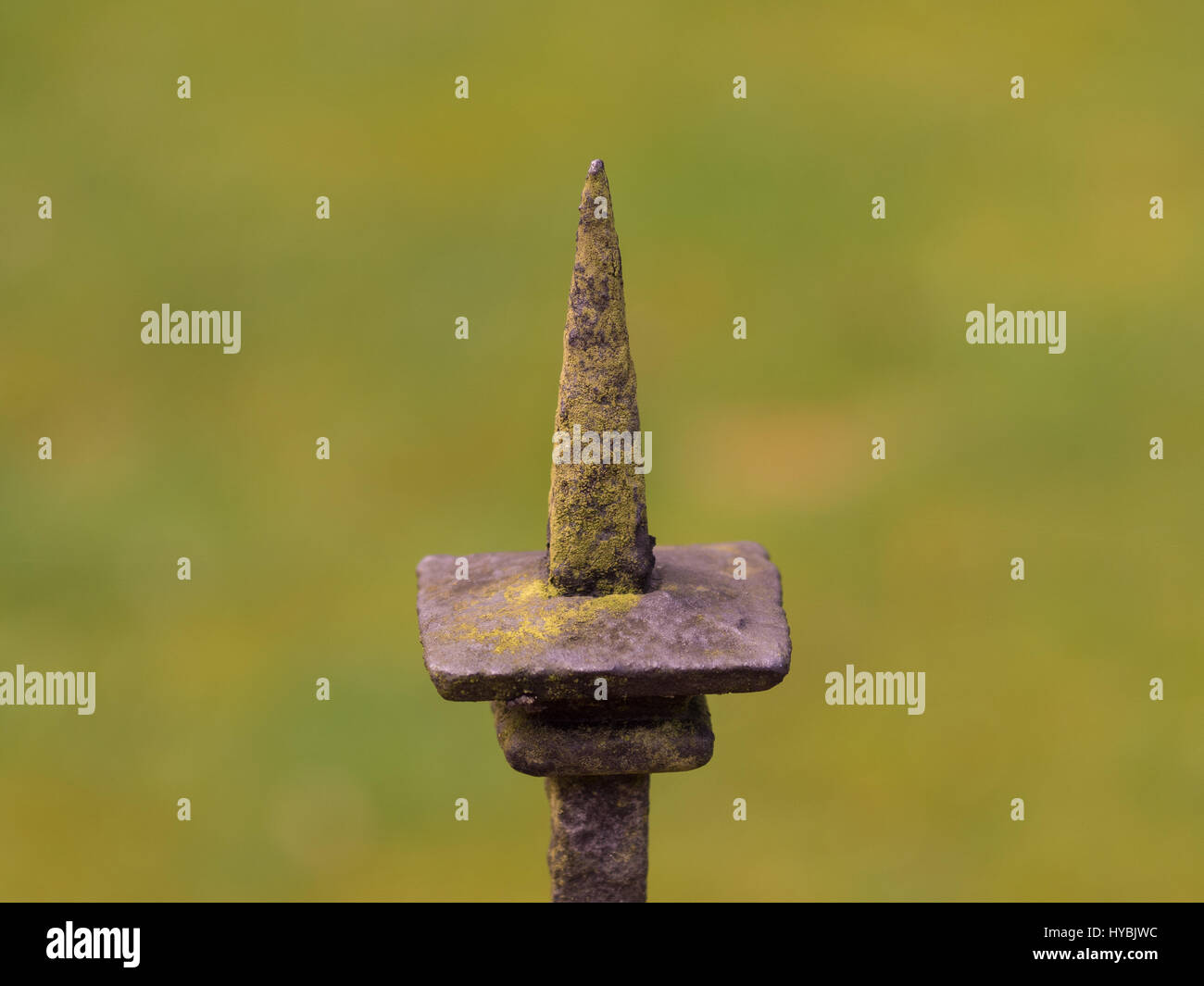 Fence Spike Stock Photos & Fence Spike Stock Images - Alamy