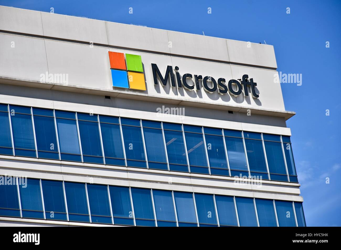 microsoft corporate offices in chevy chase village