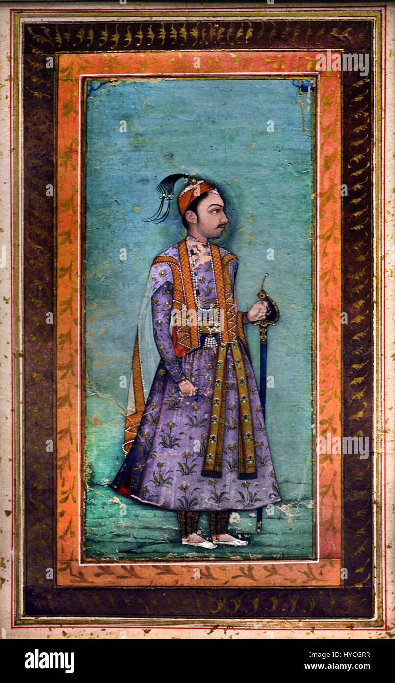 Abdullah QuAbdullah Qutb Shah was the seventh ruler of the kingdom of Golconda in southern India under the Qutb Stock Photo