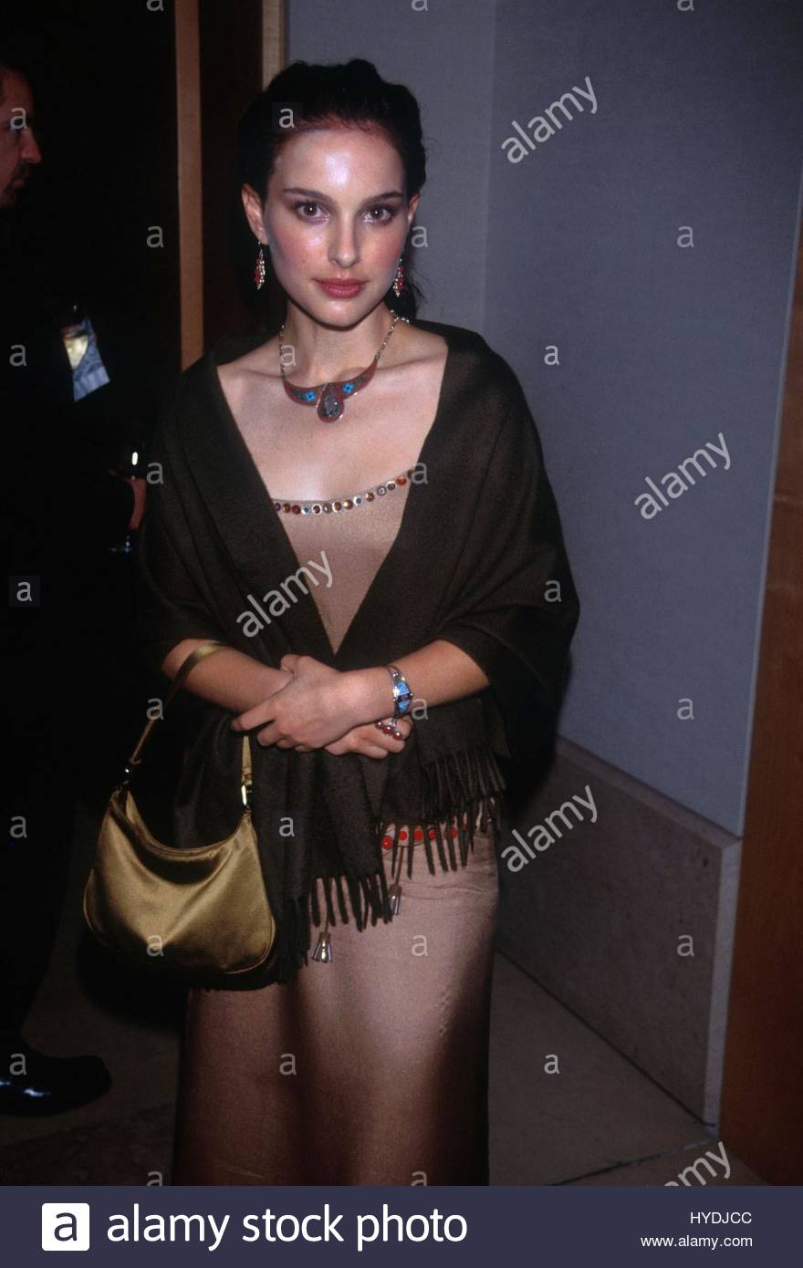 Natalie Portman 1999 MTV Video Music Awards After Party Four Seasons Hotel NYC 9