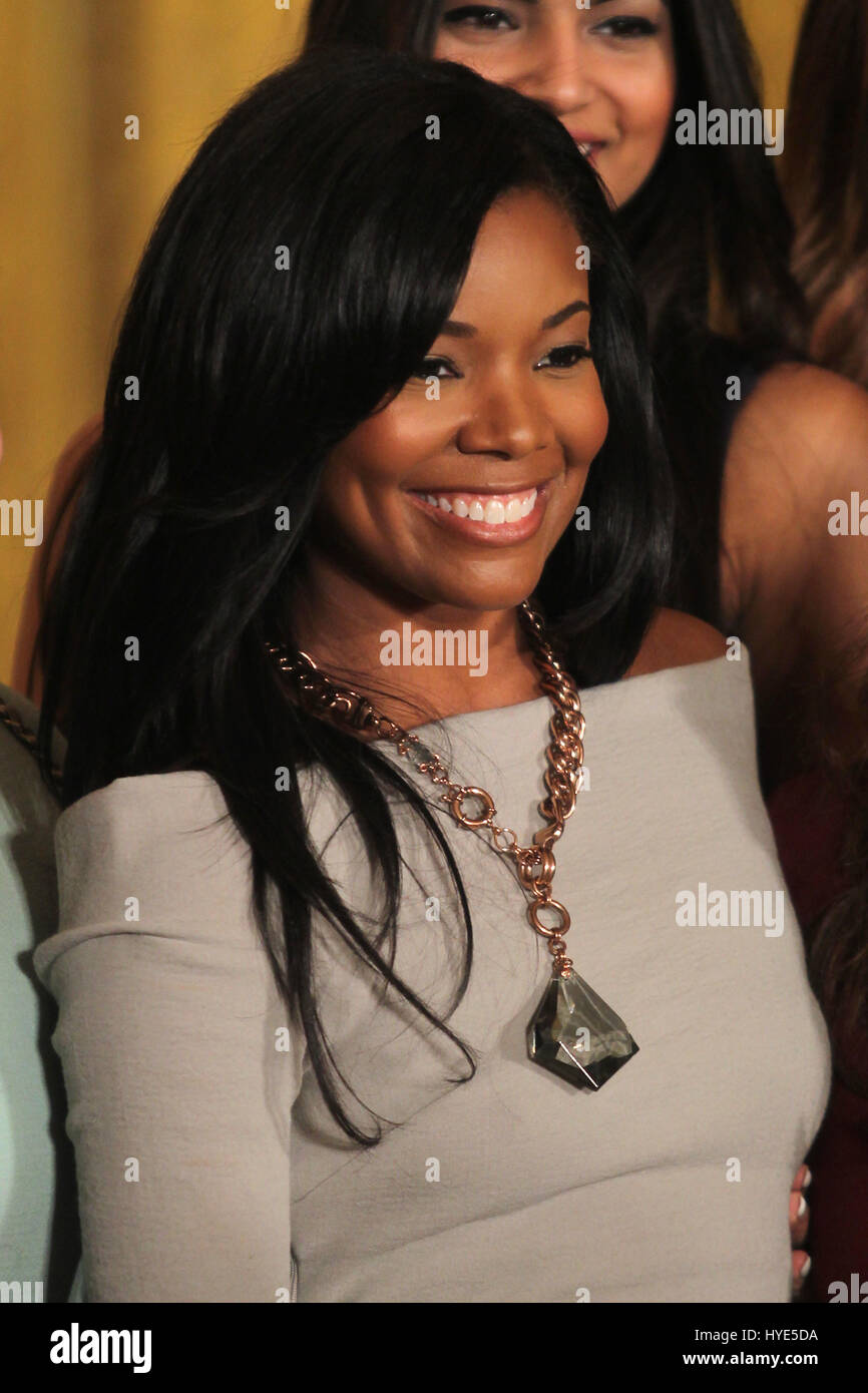 Nba wives union gabrielle The Stunning
