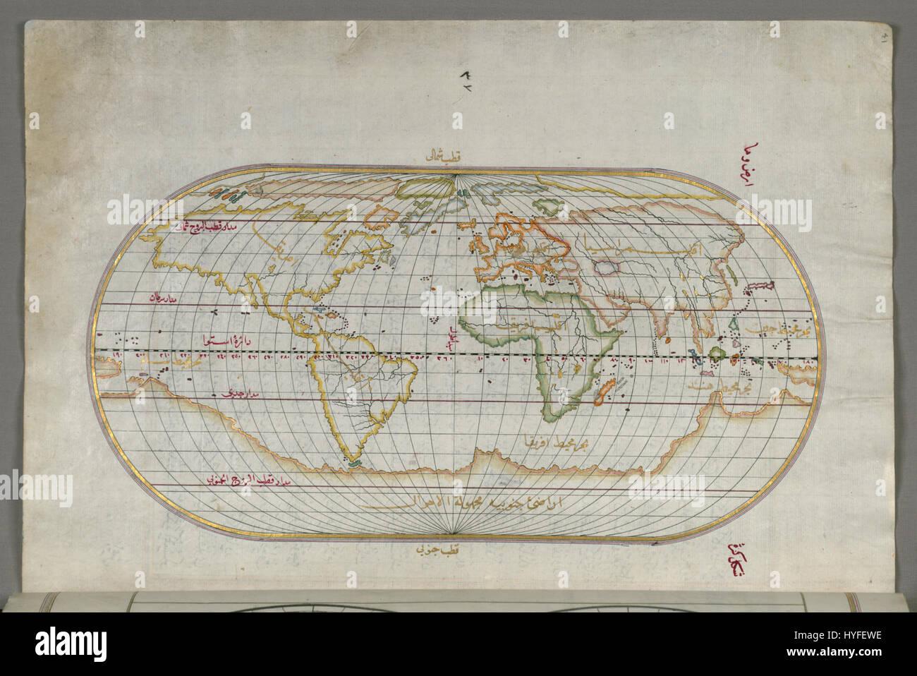 Piri reis oval world map google art project stock photo 137409258 piri reis oval world map google art project gumiabroncs Gallery