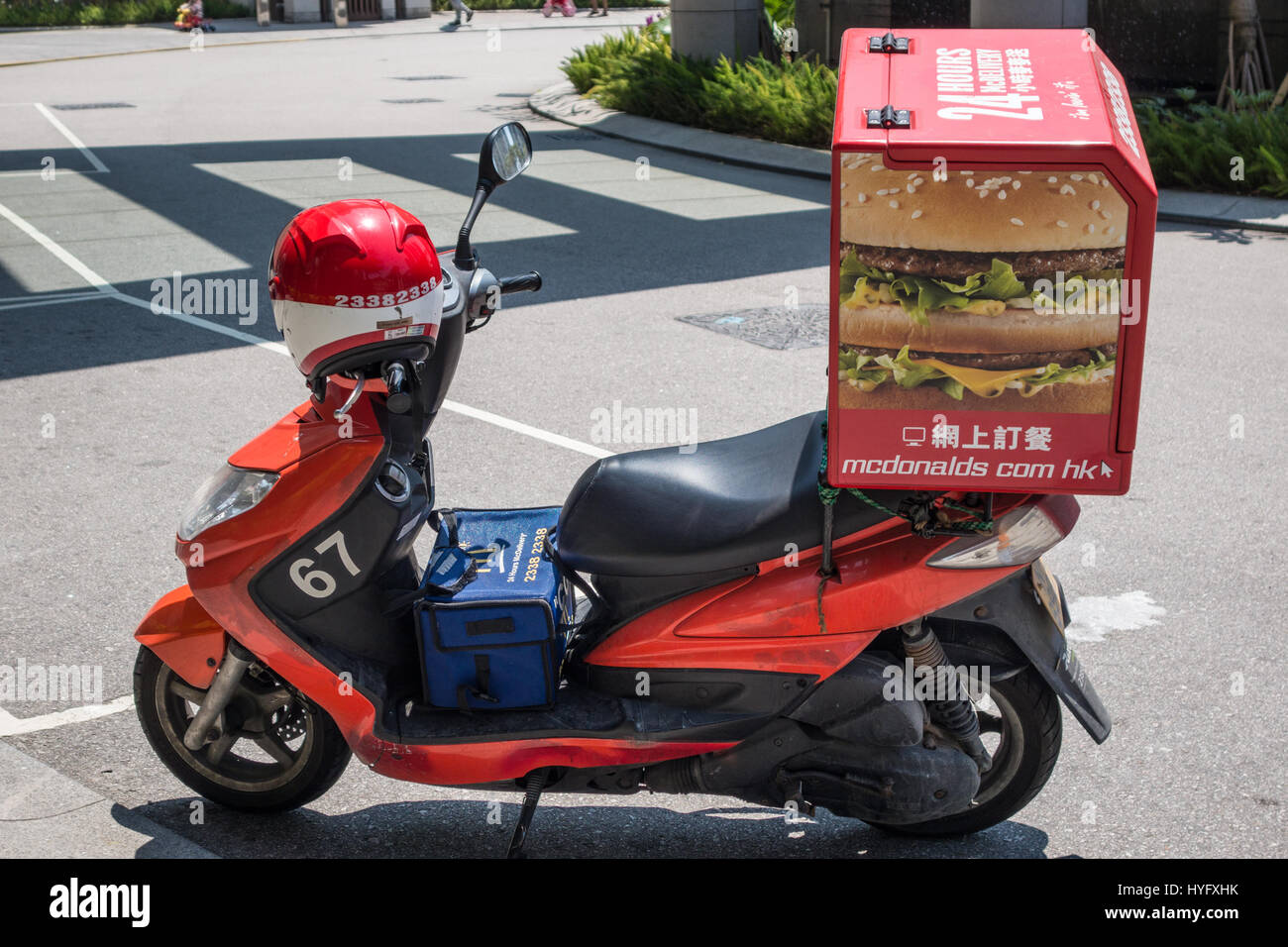 delivery scooter stock photos delivery scooter stock images alamy