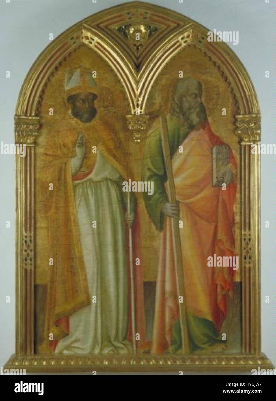 Di Arcangelo   Sv. Zenobius a sv. Ondrej - Stock Image