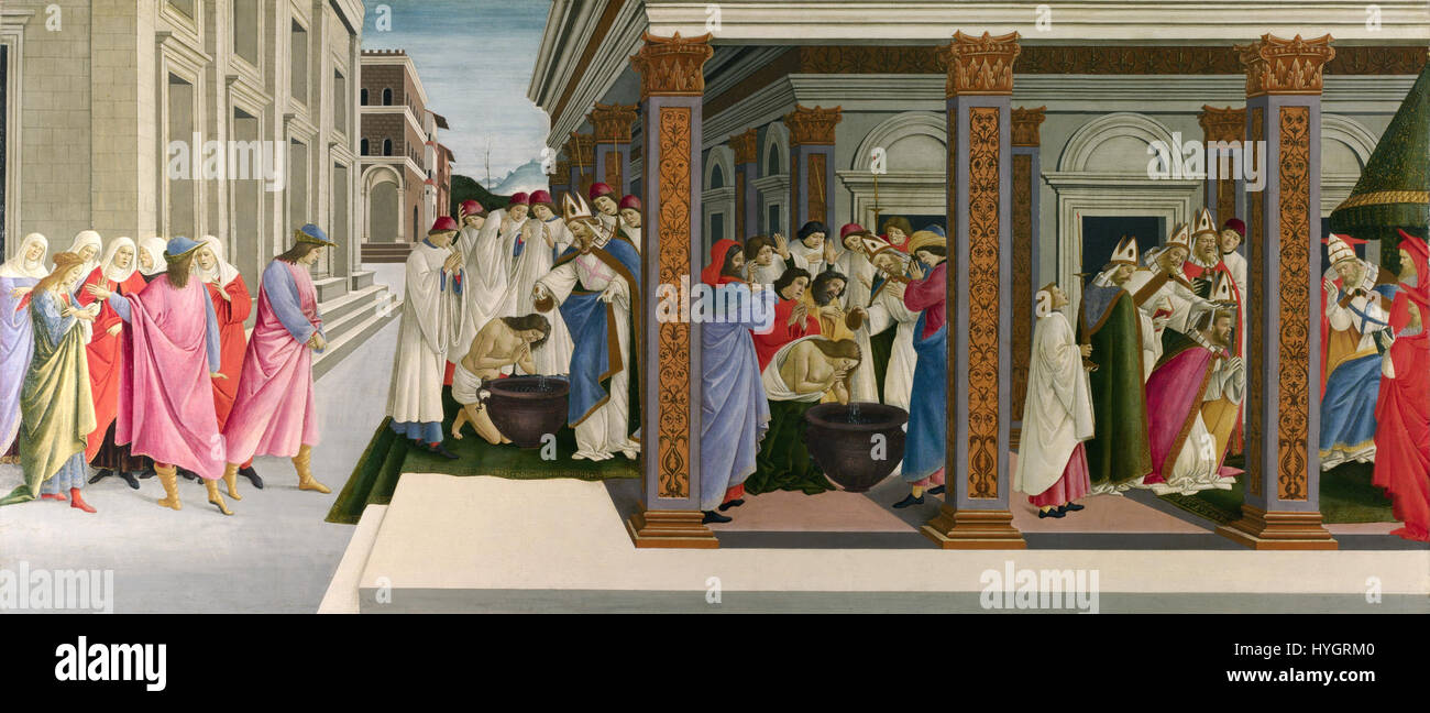 San Zenobius London - Stock Image