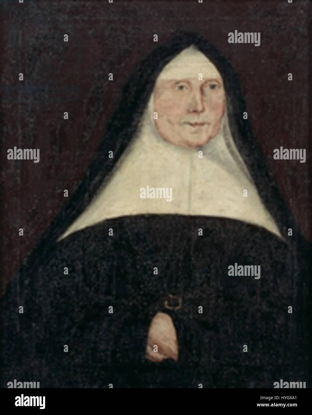 Esther Wheelwright - Stock Image