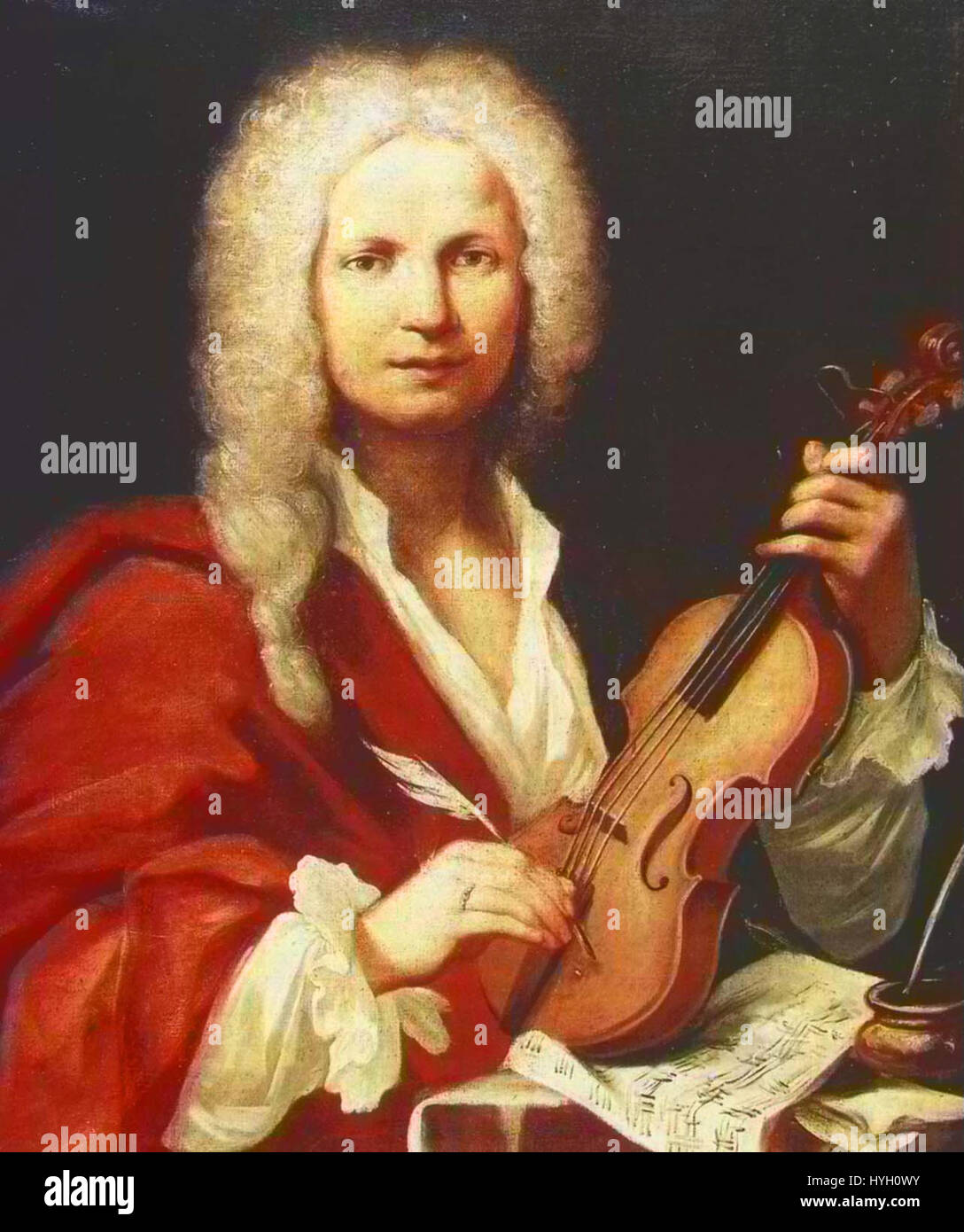 Vivaldi - Stock Image
