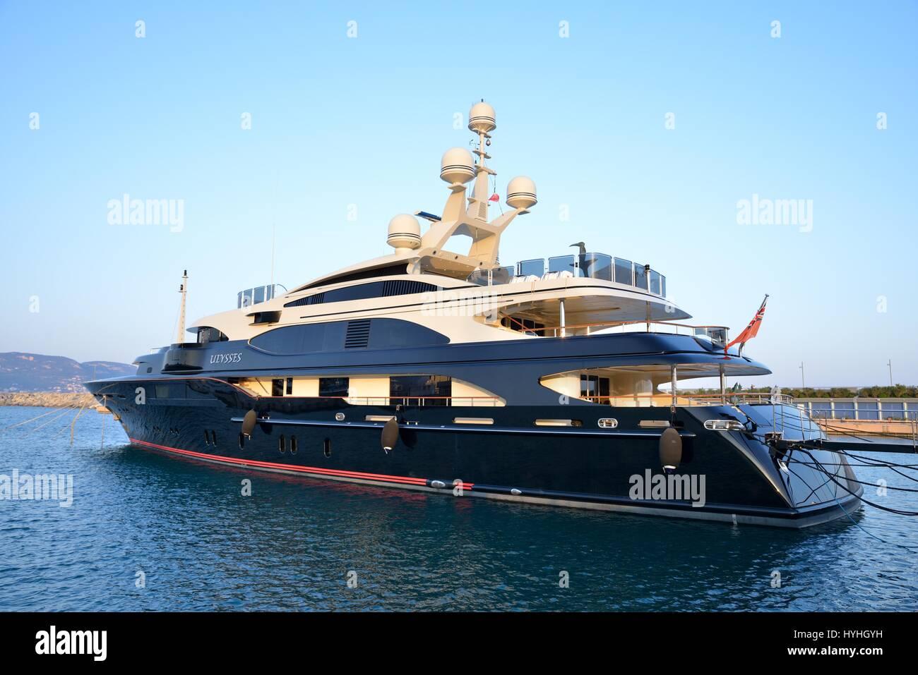 Motor Yacht Design Stock Photos & Motor Yacht Design Stock