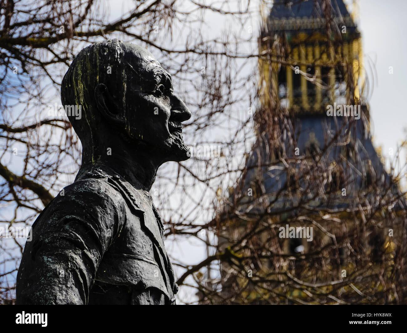 Jan Smuts Memorial - Stock Image