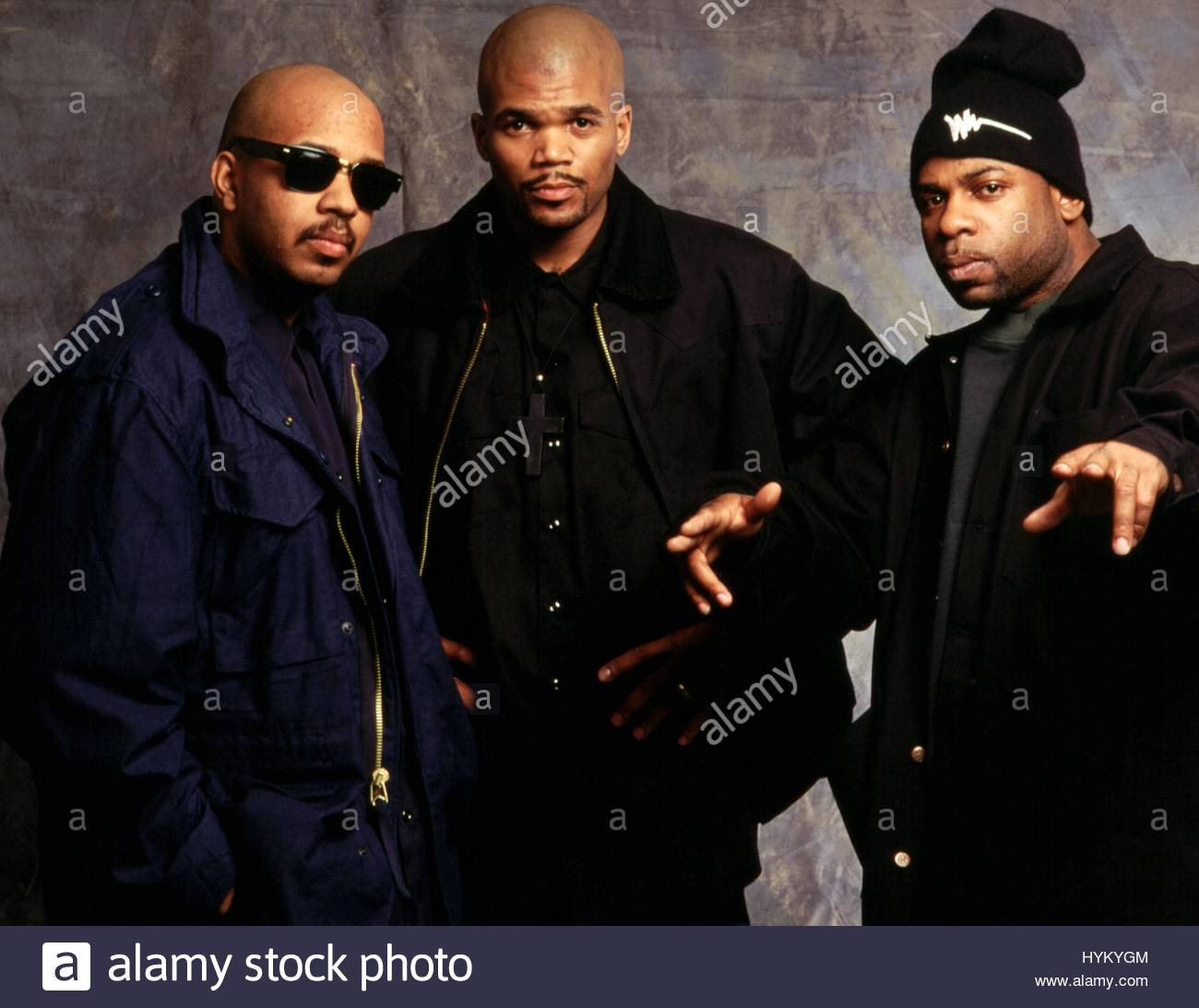 Run-D.M.C.  HIGHER RATES APPLY  ©RTmalluk / MediaPunch.     Run DMC - Stock Image