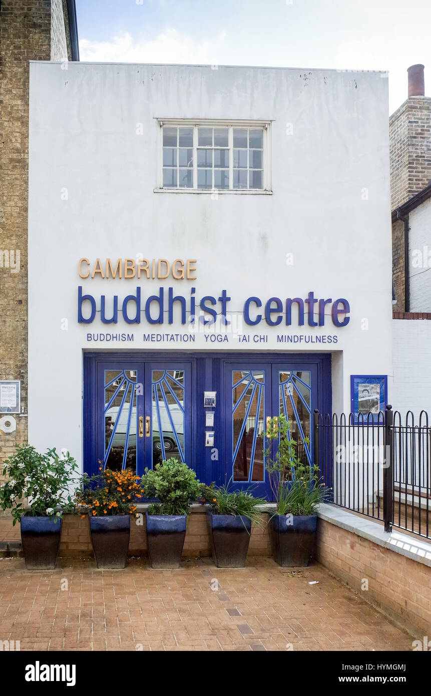 Cambridge buddhist center