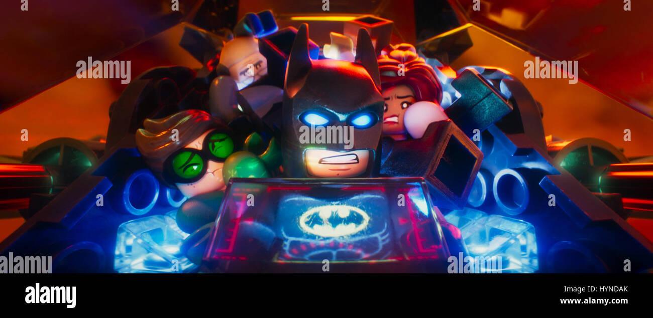 RELEASE DATE: February 10, 2017 TITLE: The LEGO Batman Movie STUDIO: DC Entertainment DIRECTOR: Chris McKay PLOT: - Stock Image