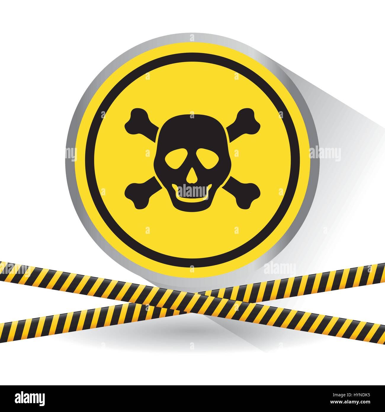 Security seal stamp design , vector illustration - Stock Image