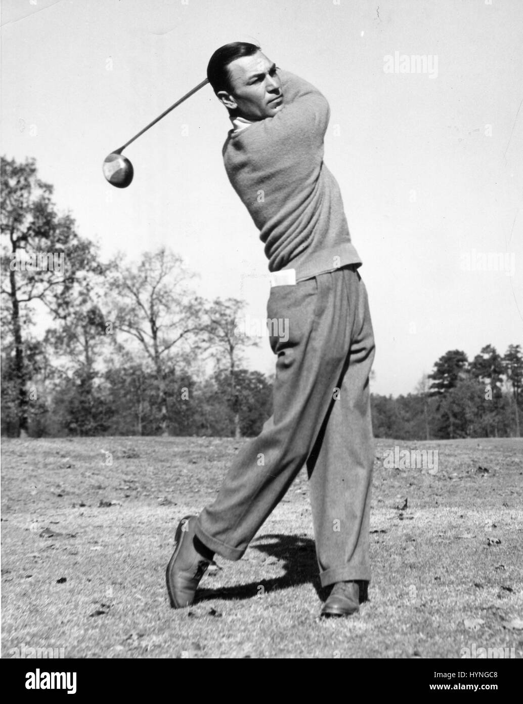 Ben Hogan Golf High Resolution Stock Photography and Images - Alamy