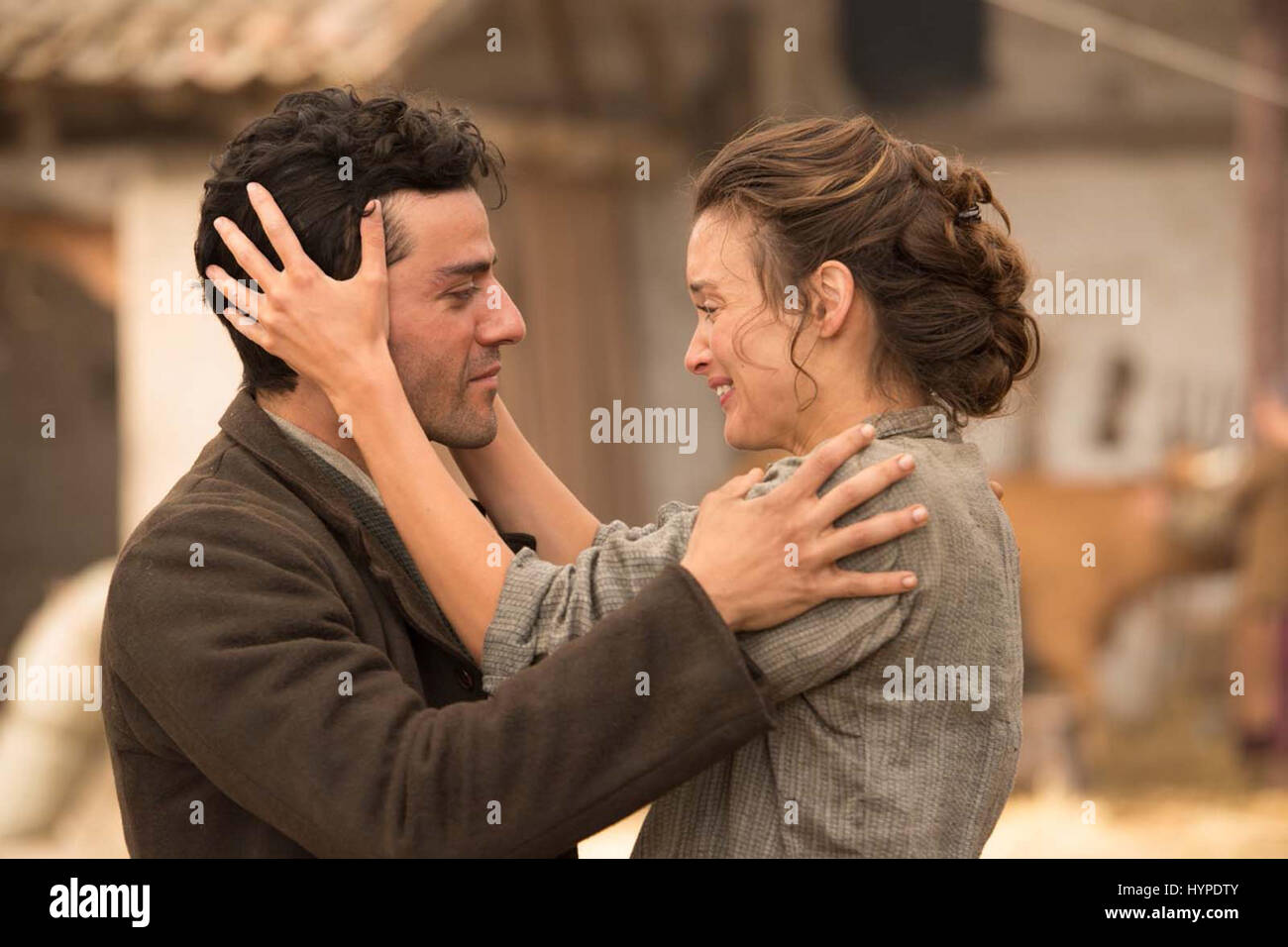 THE PROMISE (2016)  OSCAR ISAAC  CHARLOTTE LE BON  TERRY GEORGE (DIR)  SURVIVAL PICTURES/MOVIESTORE COLLECTION LTD - Stock Image