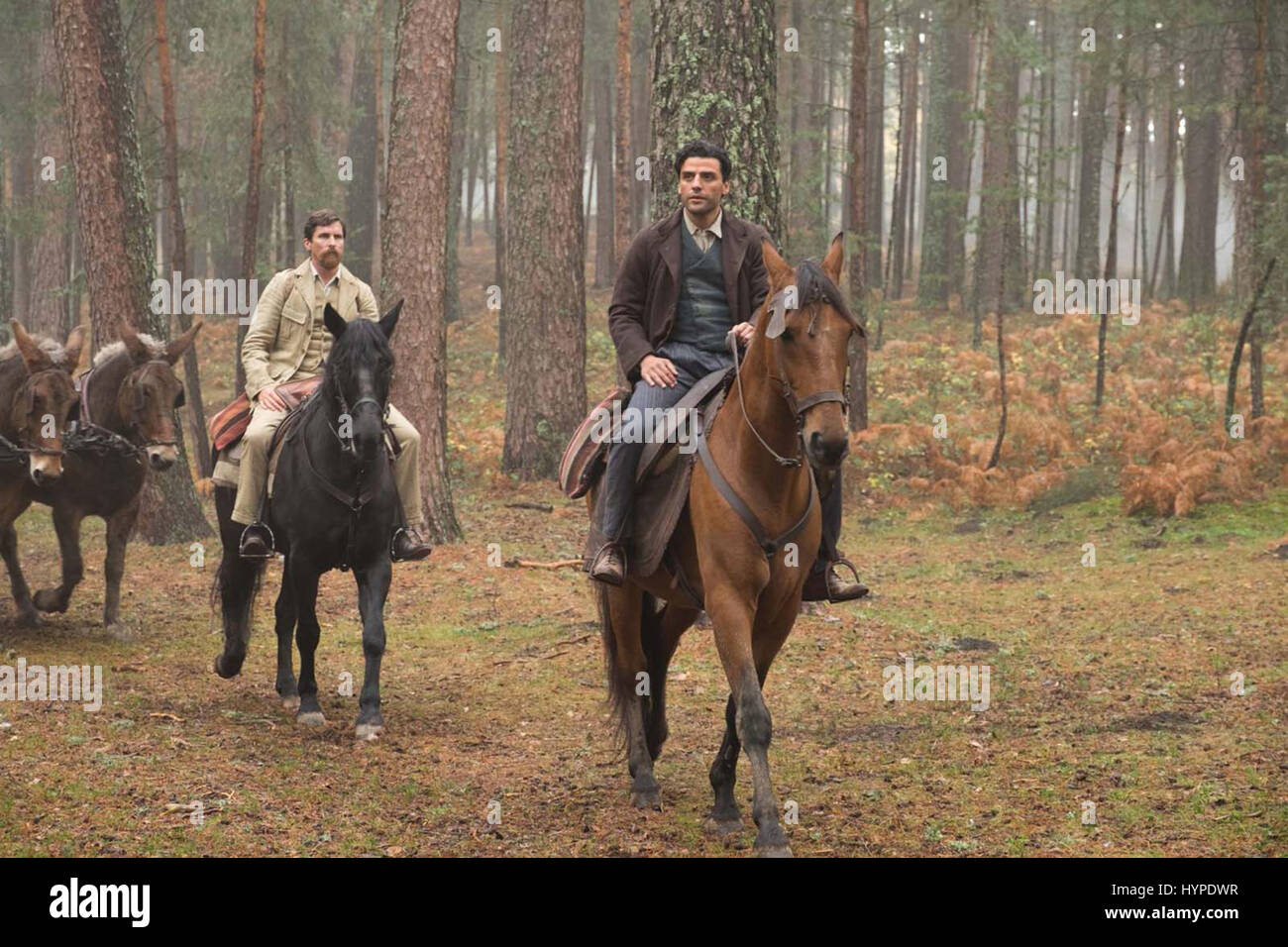 THE PROMISE (2016)  CHRISTIAN BALE  OSCAR ISAAC  TERRY GEORGE (DIR)  SURVIVAL PICTURES/MOVIESTORE COLLECTION LTD - Stock Image