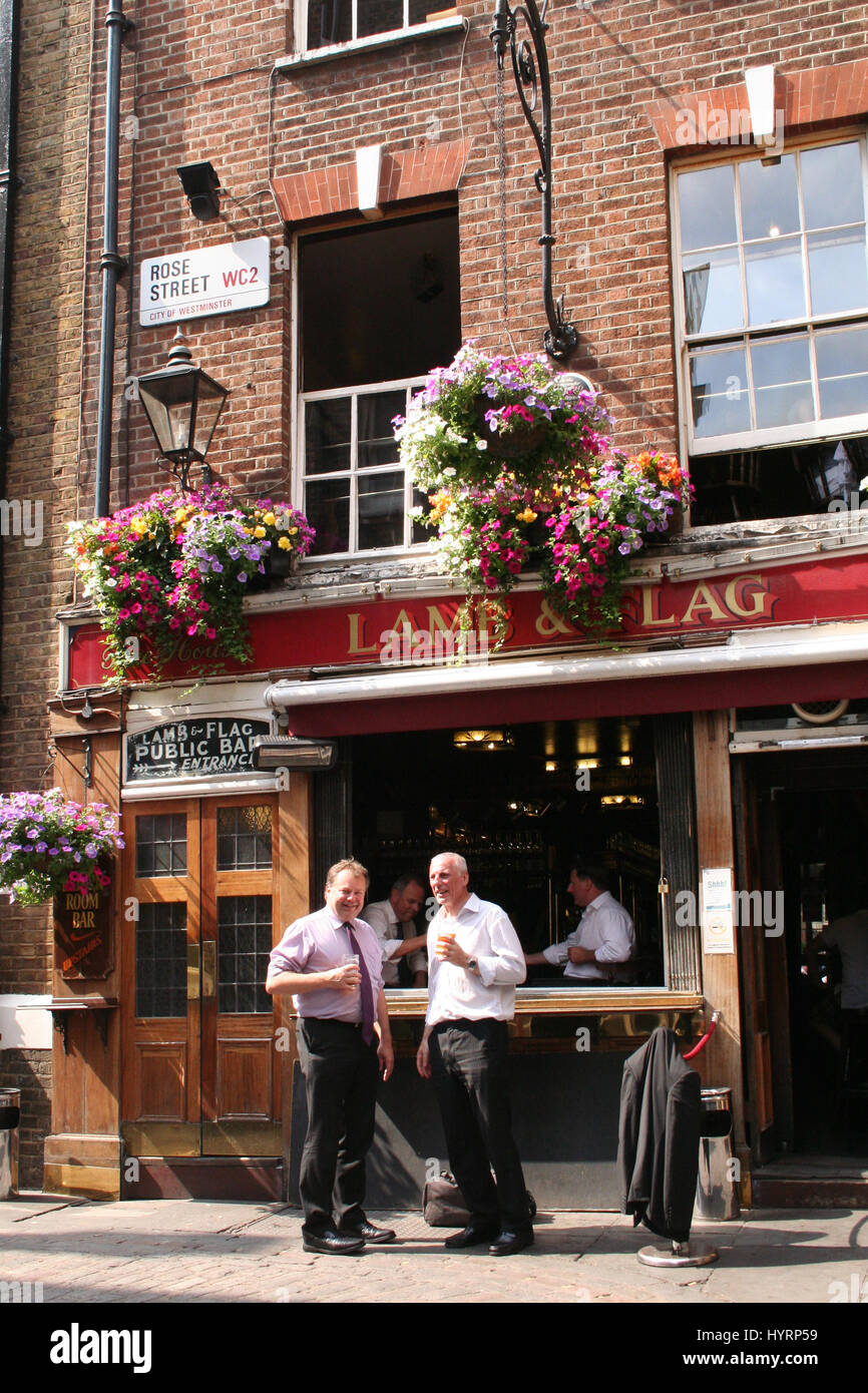 Pubs in London - Stock Image