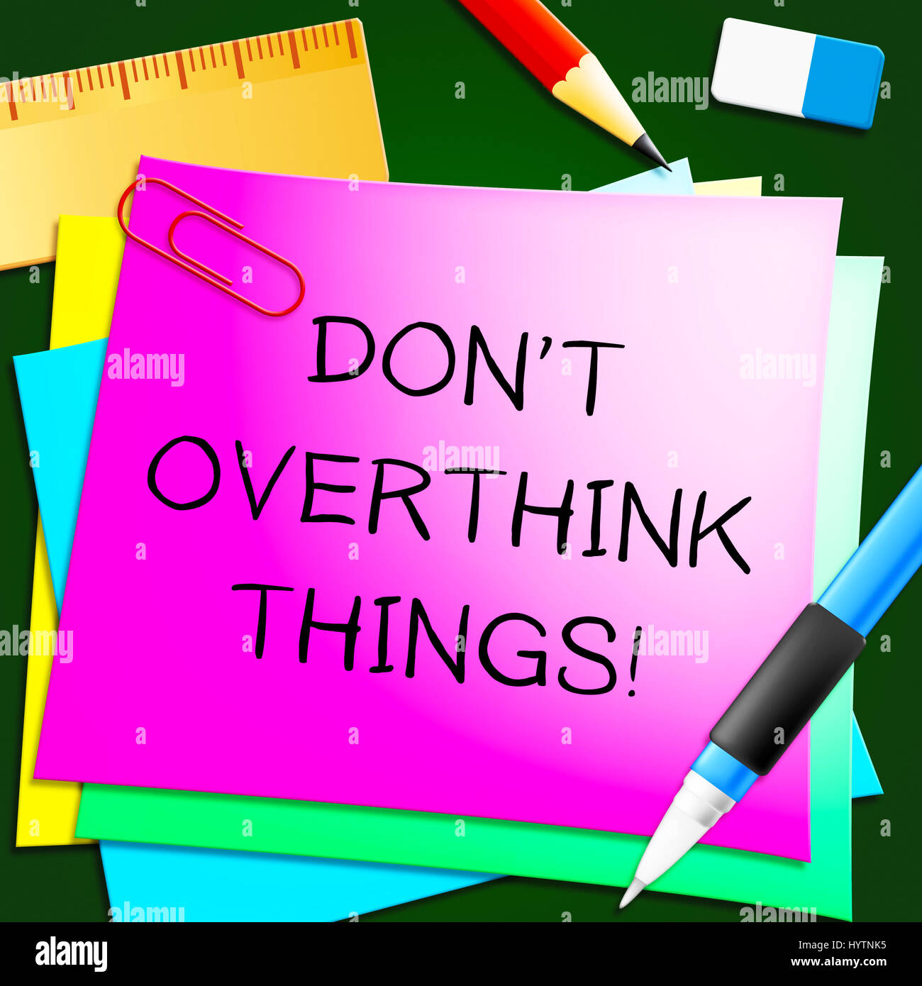why do i overthink things