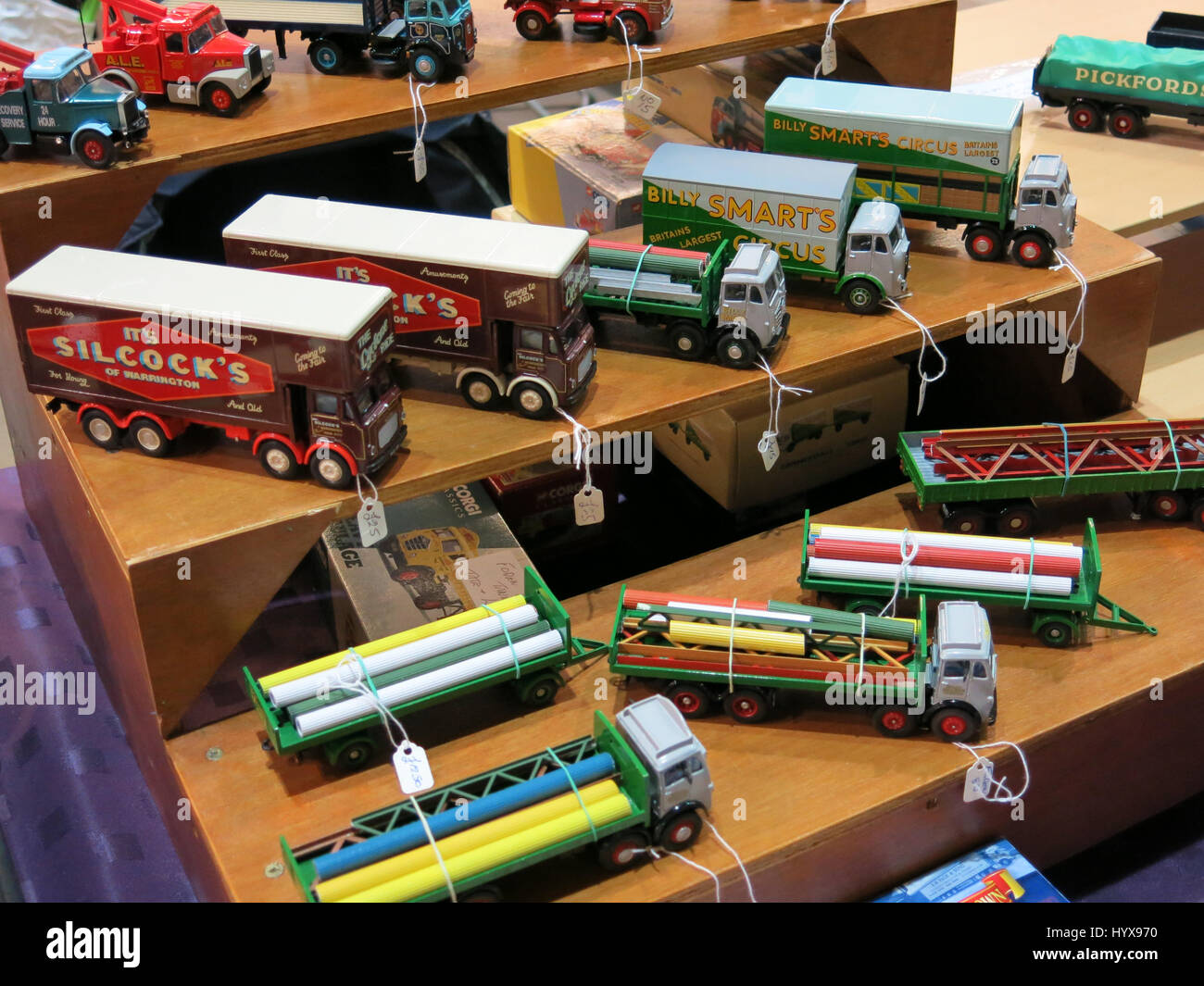 Toys On Display Stock Photos & Toys On Display Stock Images - Alamy