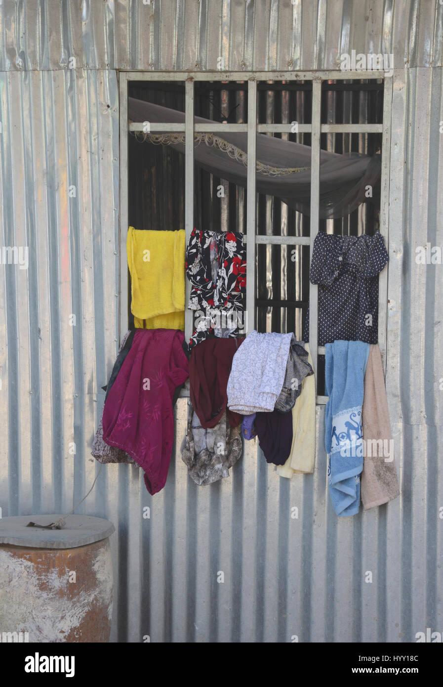 Corrugated Iron Shack Stock Photos Amp Corrugated Iron Shack