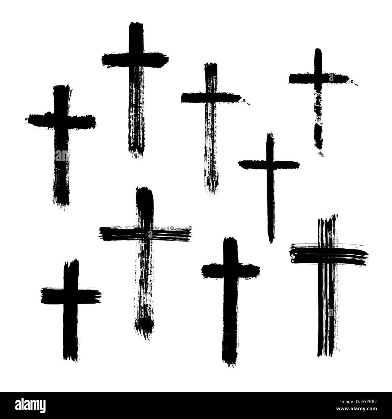Kreuz Symbol Chat