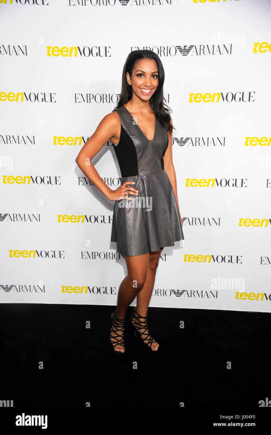 2b1ea044431353 Corinne Foxx attends the Teen Vogue Young Hollywood Issue Party on October  2nd