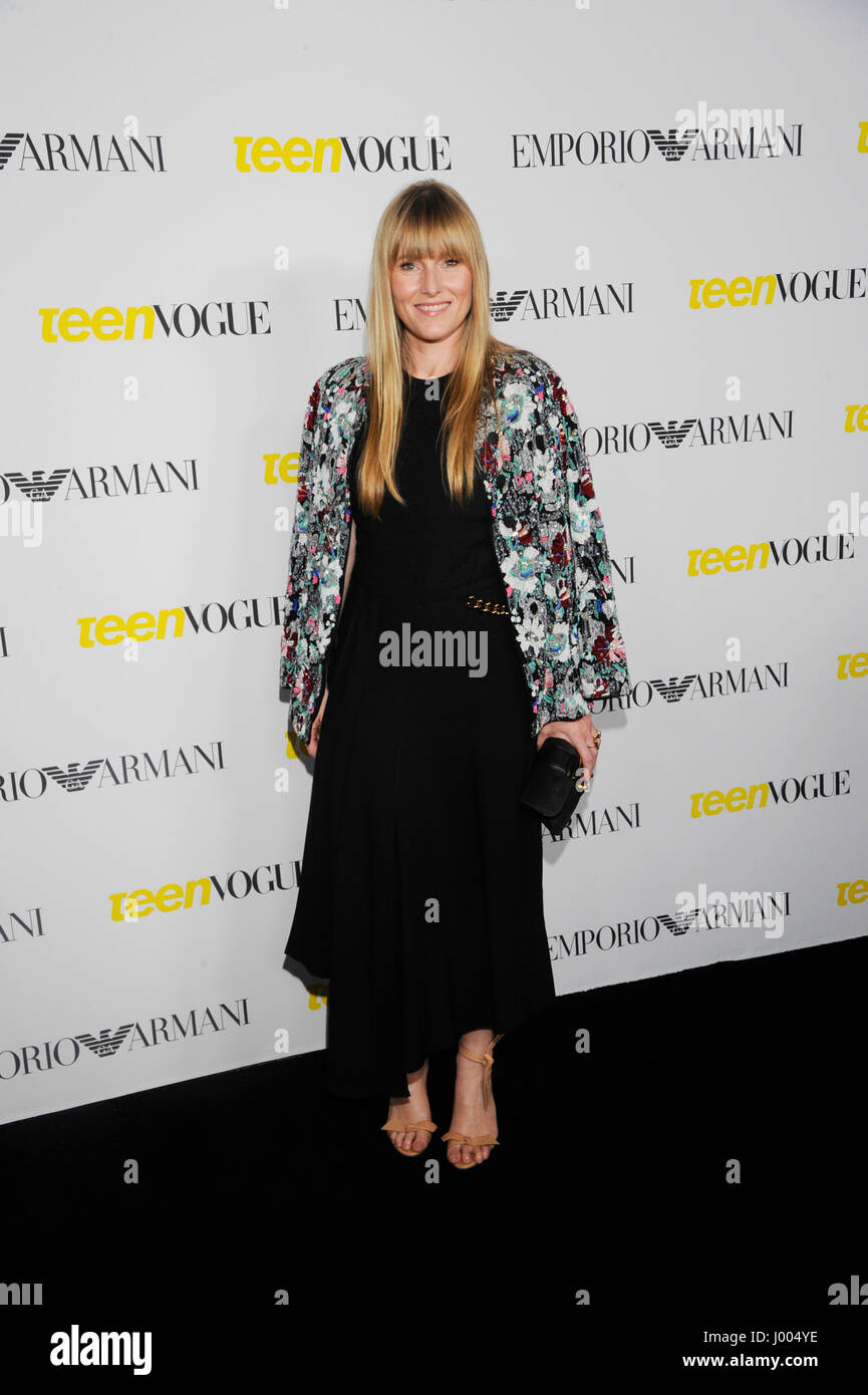 4ef5513f66fb Editor in Chief at Teen Vogue Amy Astley attends the Teen Vogue Young  Hollywood Issue Party on October 2nd