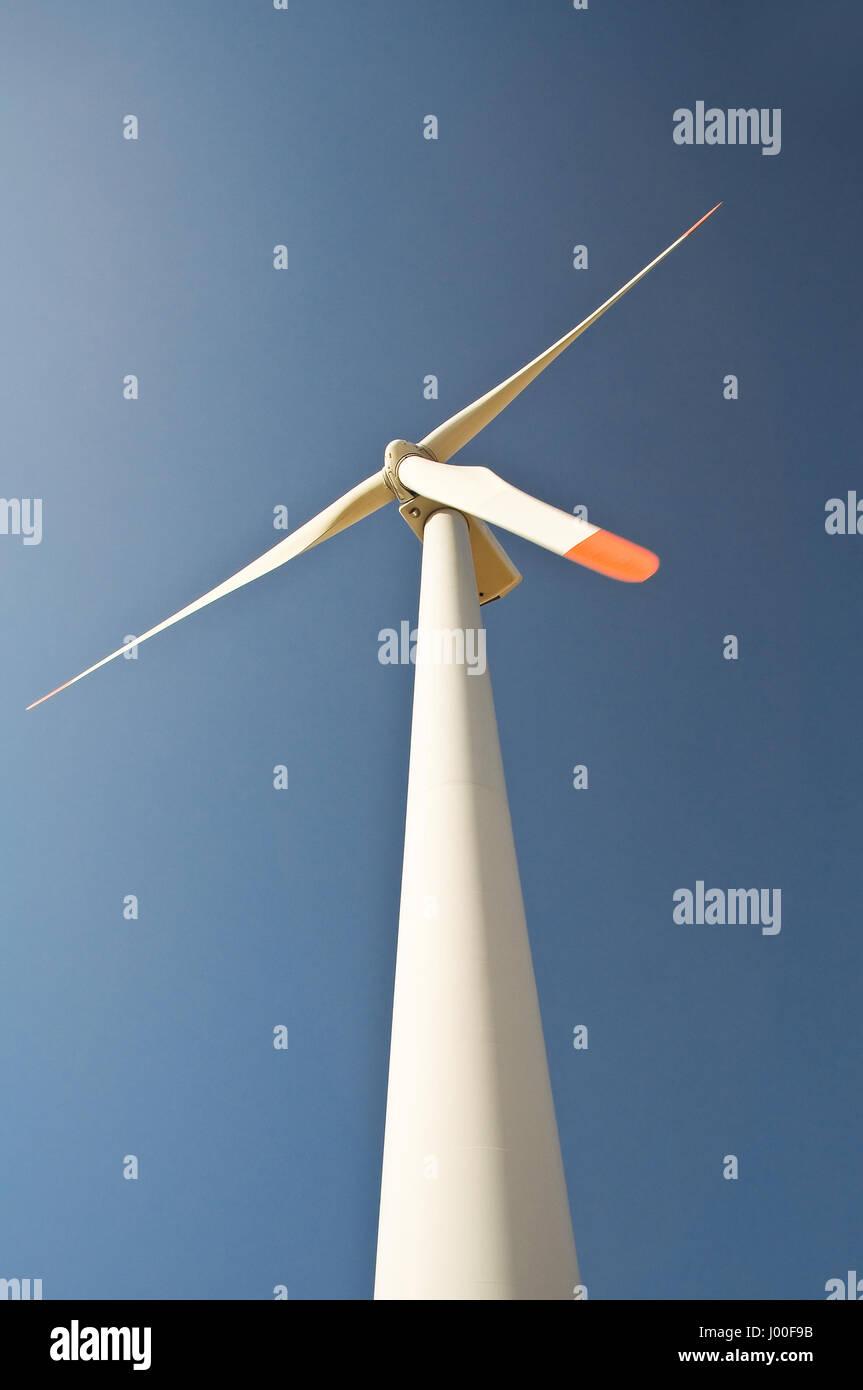 Windmill blade. - Stock Image