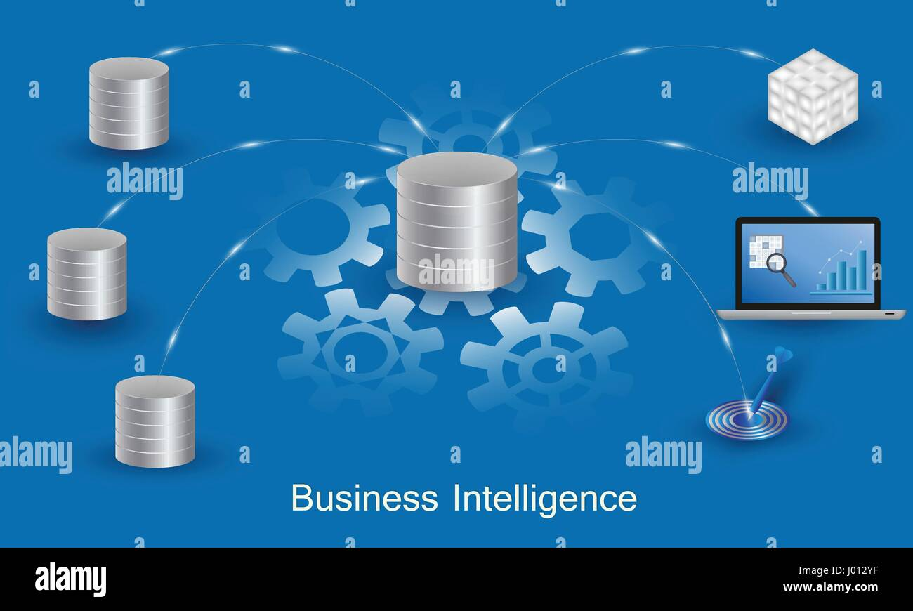 business intelligence concept Introduction to data warehousing and business intelligence  what is business intelligence  the same concept is defined differently.