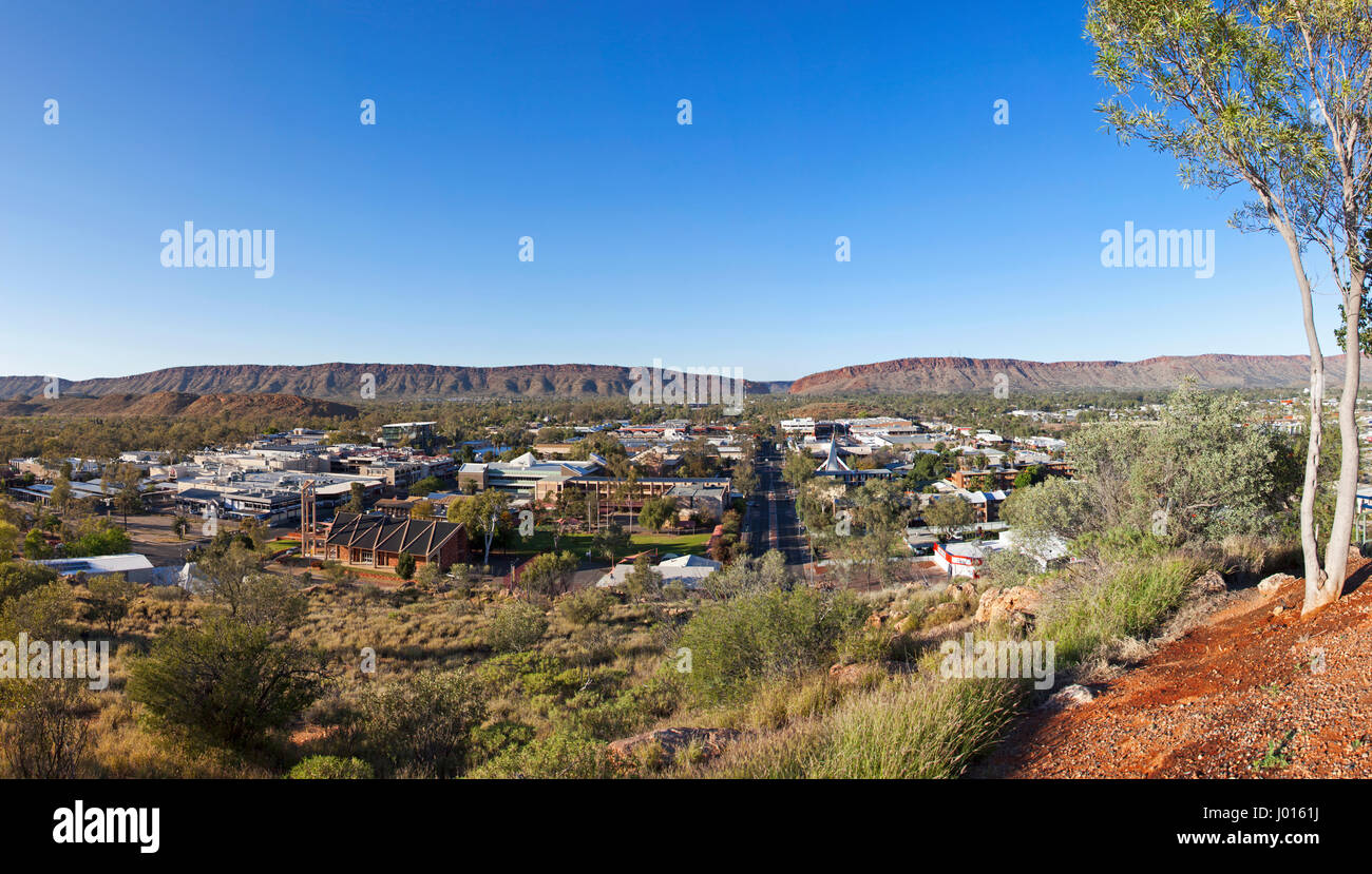 Alice Springs, Northern Territory, Australia - Stock Image