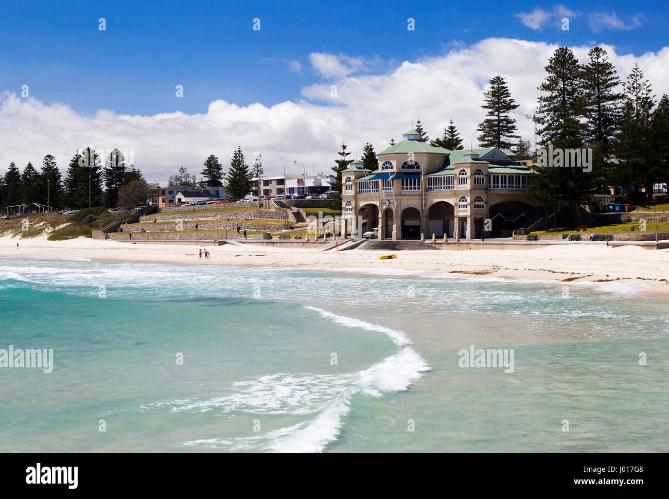Cottesloe Beach, Perth, Australia - Stock Image