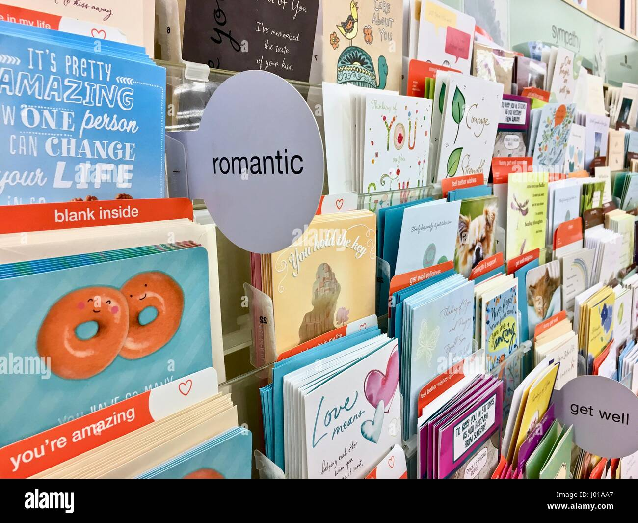 greeting cards birthday cards romantic cards get well cards stock