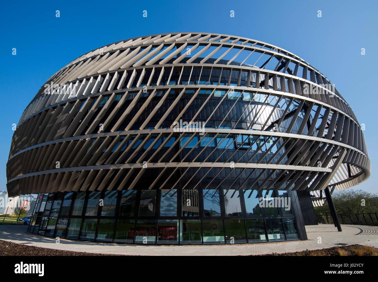 The Ingenuity Lab at the Jubilee Campus, University of Nottingham Nottinghamshire England UK - Stock Image