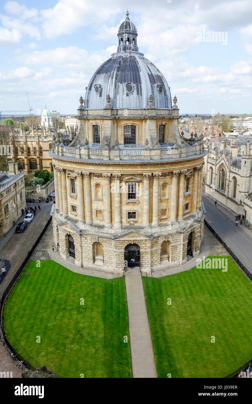 Radcliffe Camera, Oxford, England, UK. - Stock Image