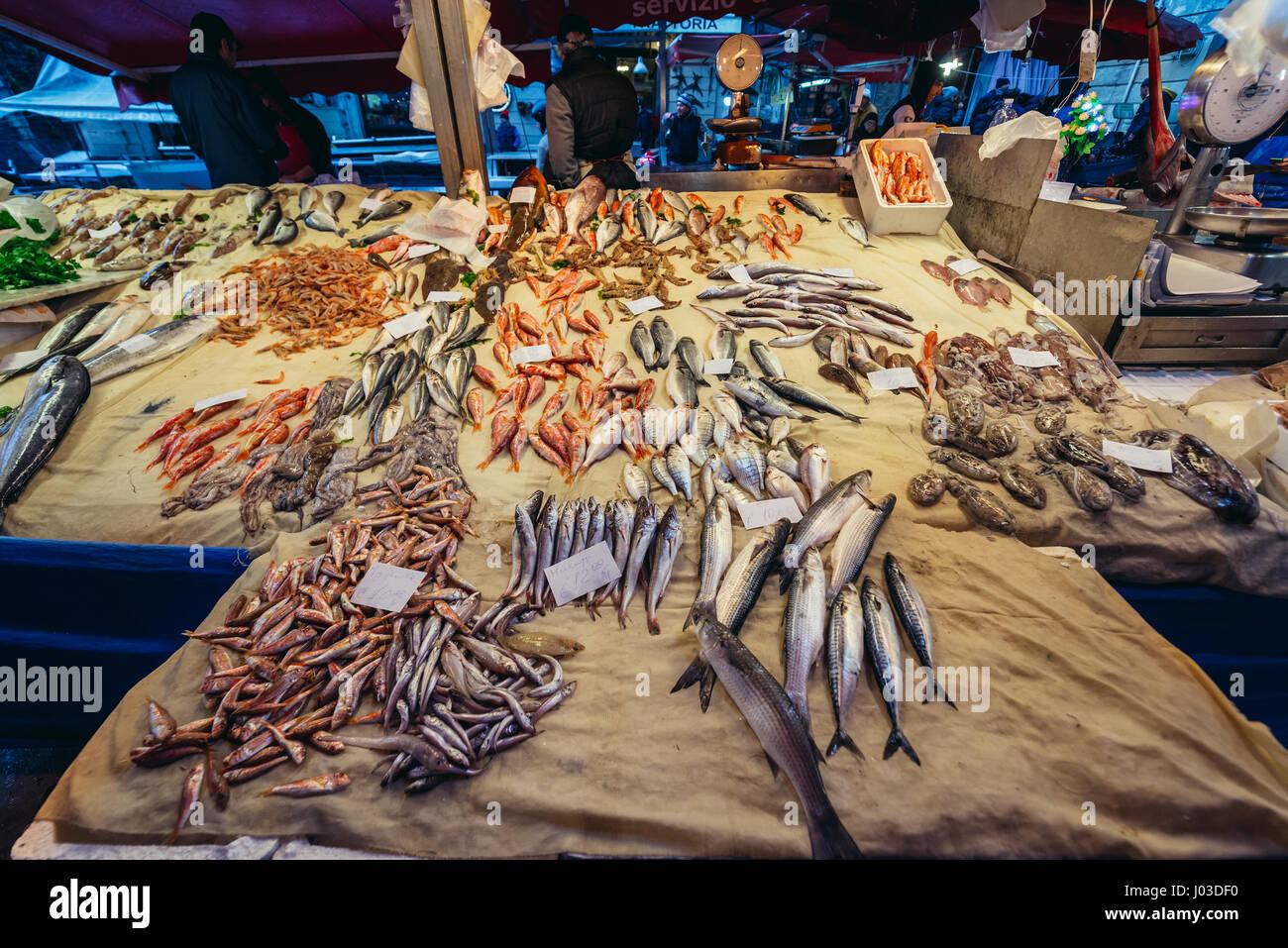 Food Market Duomo