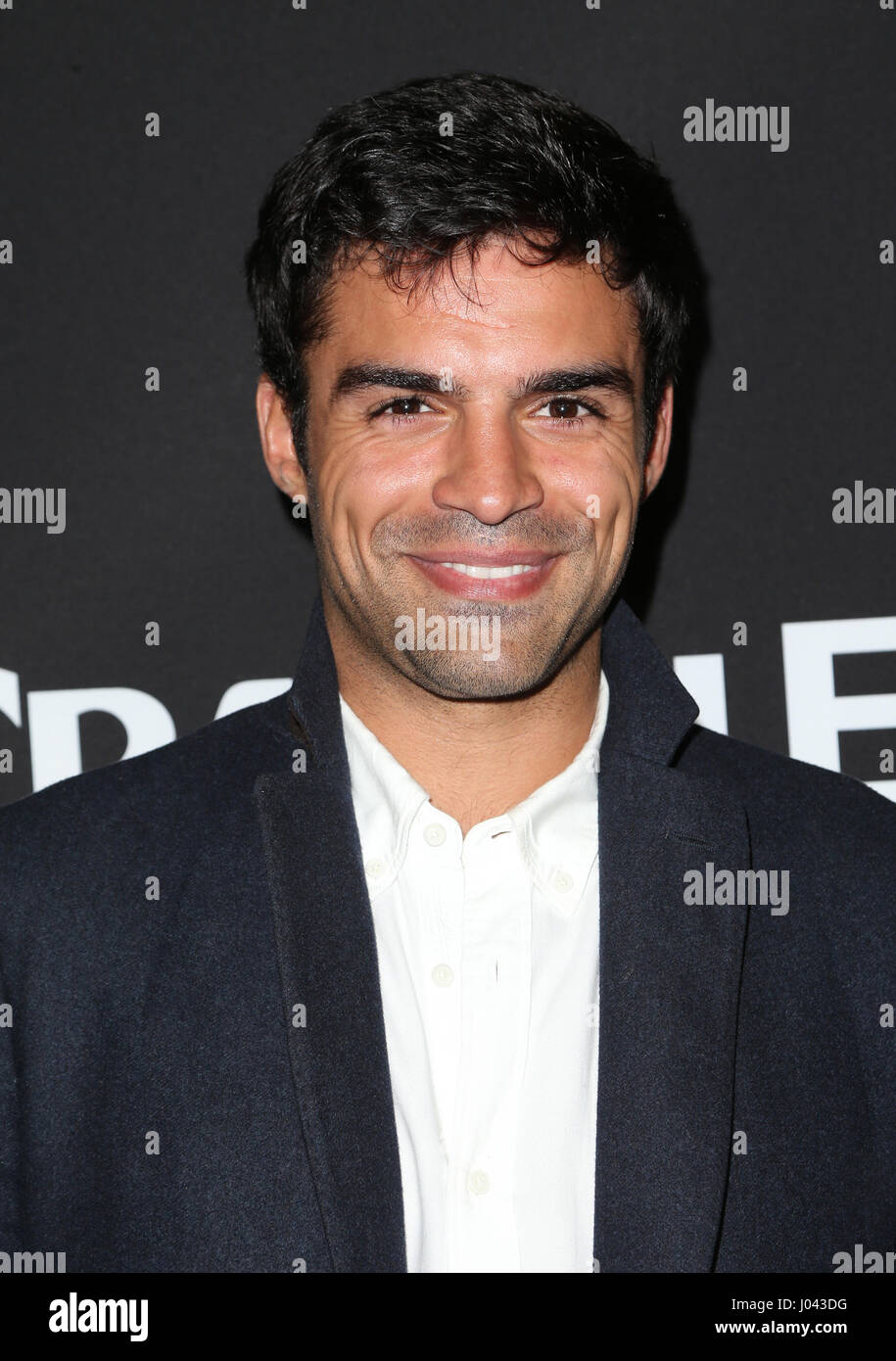 Premiere Screening of Crackle's 'Snatch'  Featuring: Sean Teale Where: Culver City, California, United - Stock Image