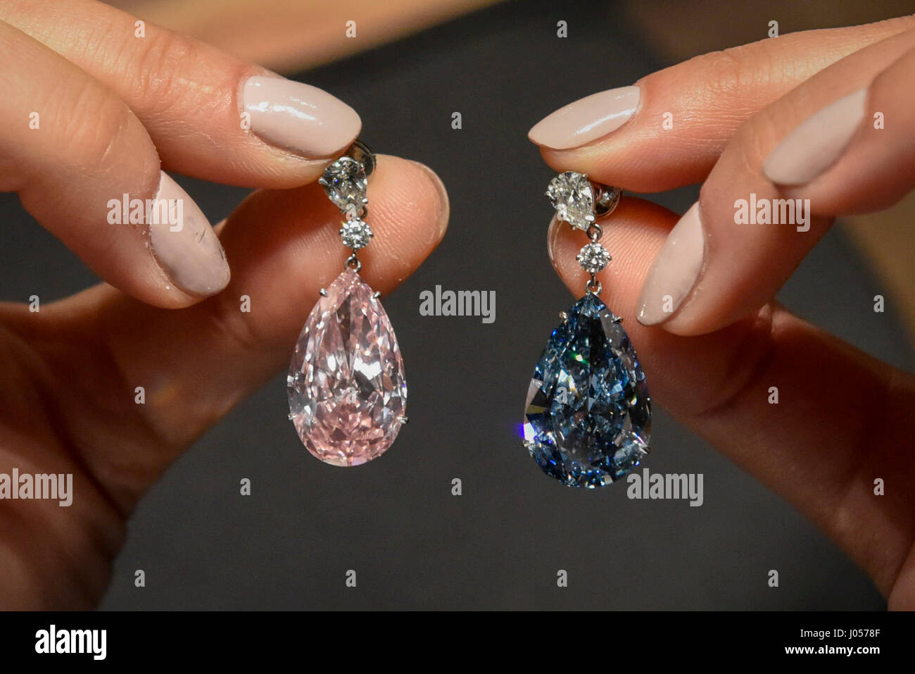 earrings meet up s artemis sold lifetime likely the be world make of at auction blue and pair ever to most apollo in a worlds pink this expensive diamond once